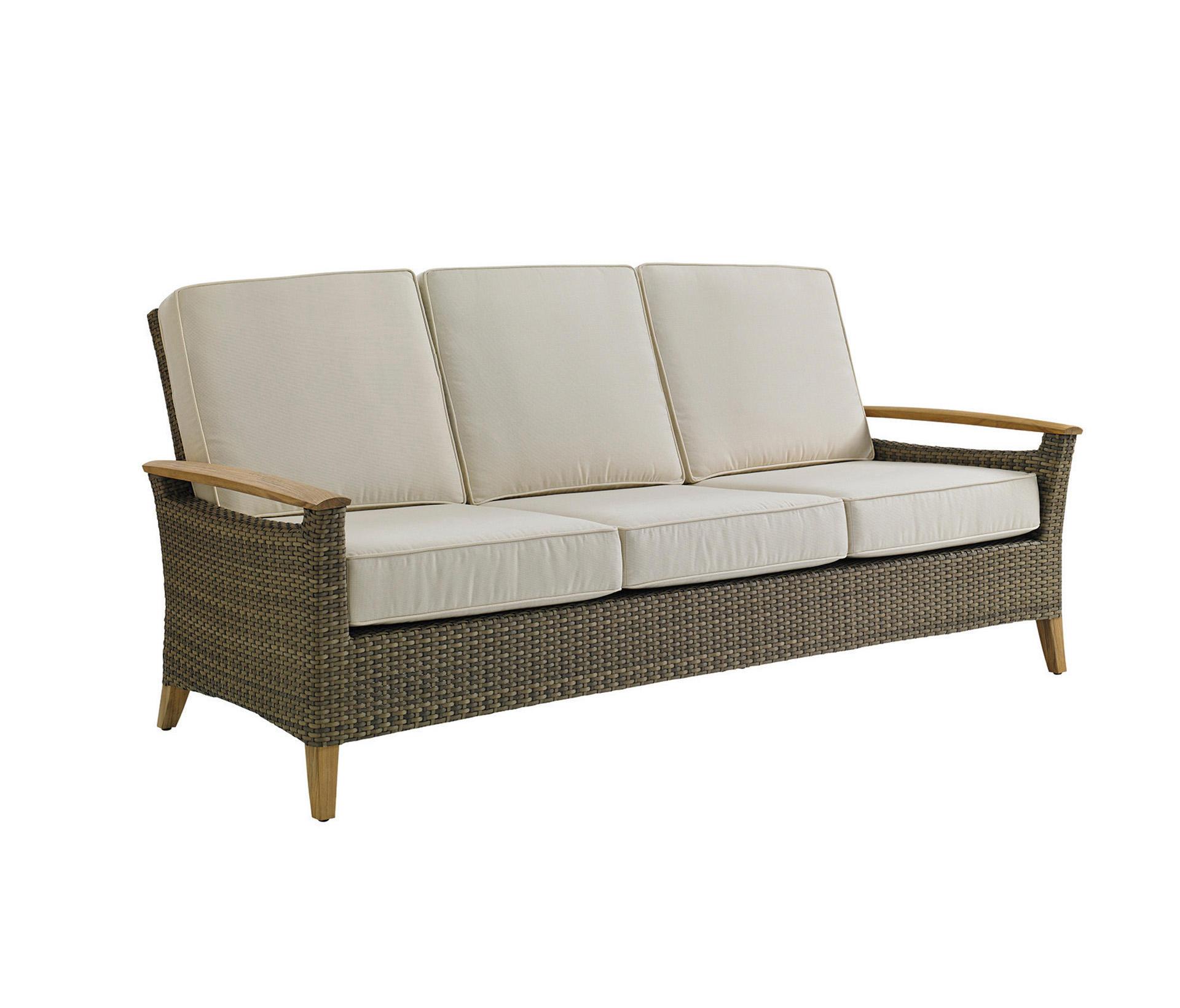 PEPPER MARSH 3 SEATER SOFA Garden sofas from Gloster