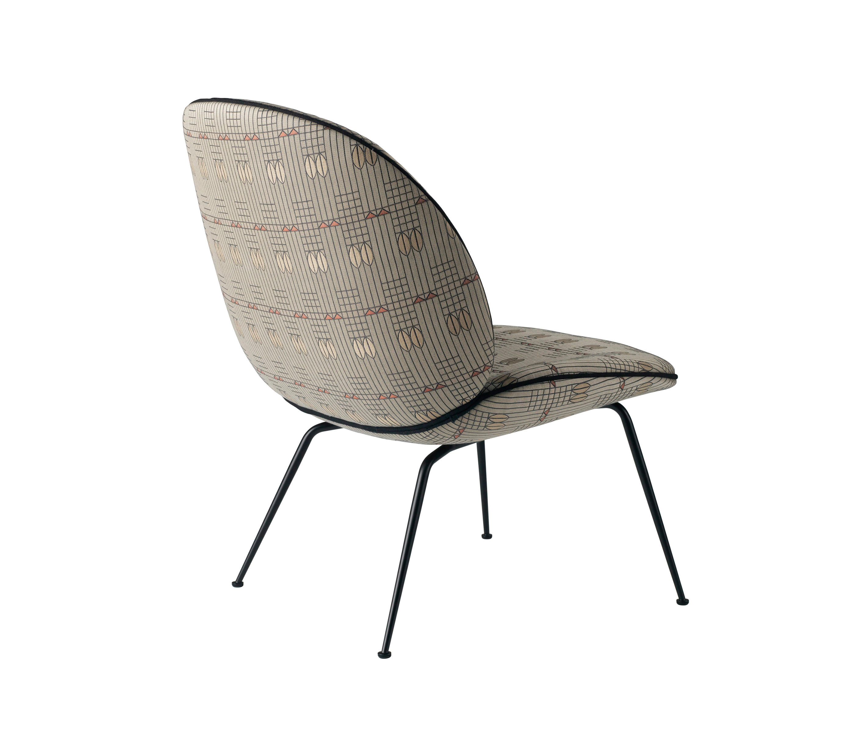beetle lounge chair lounge chairs from gubi architonic. Black Bedroom Furniture Sets. Home Design Ideas