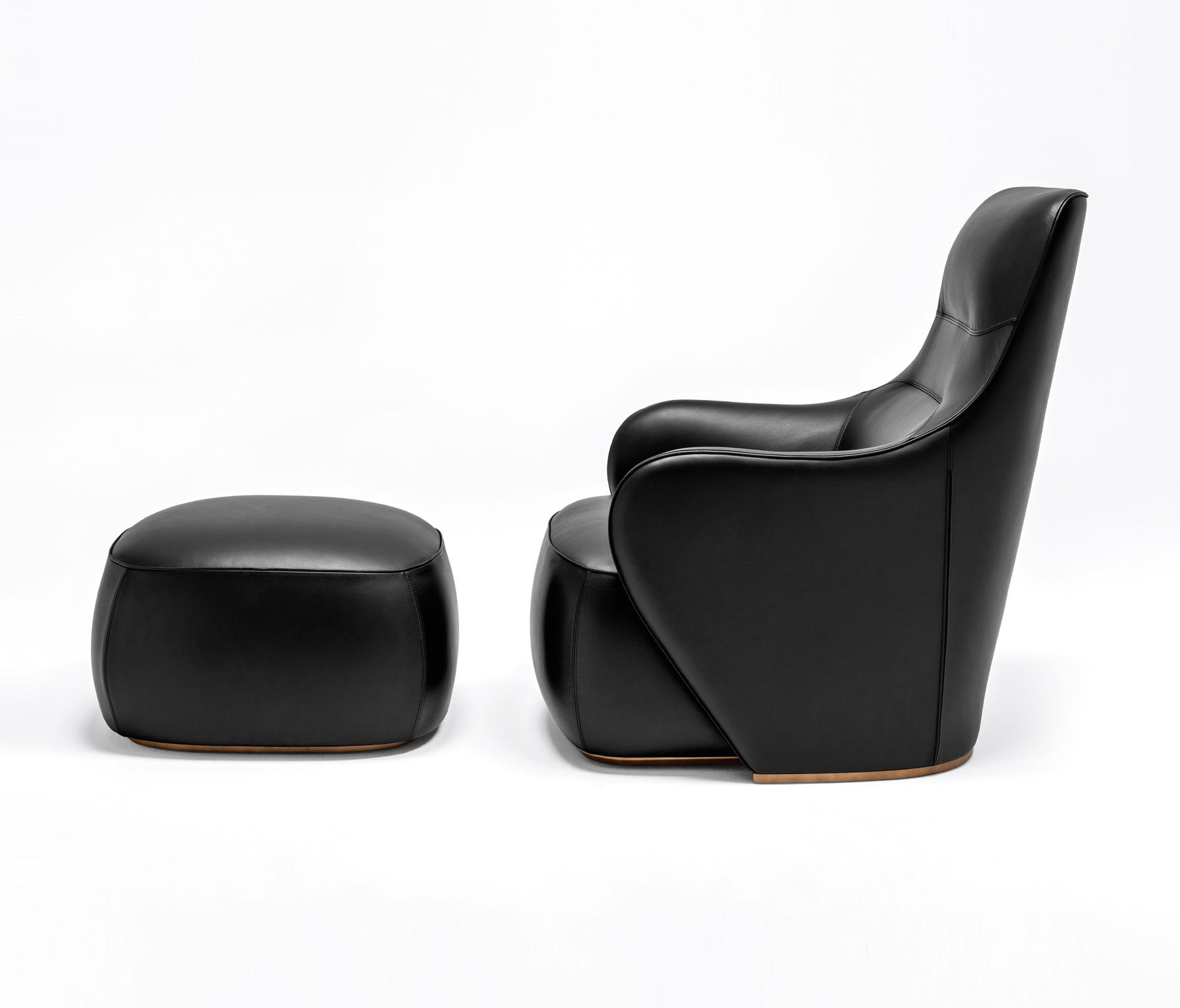 CADDY WING CHAIR Lounge chairs from Gior ti