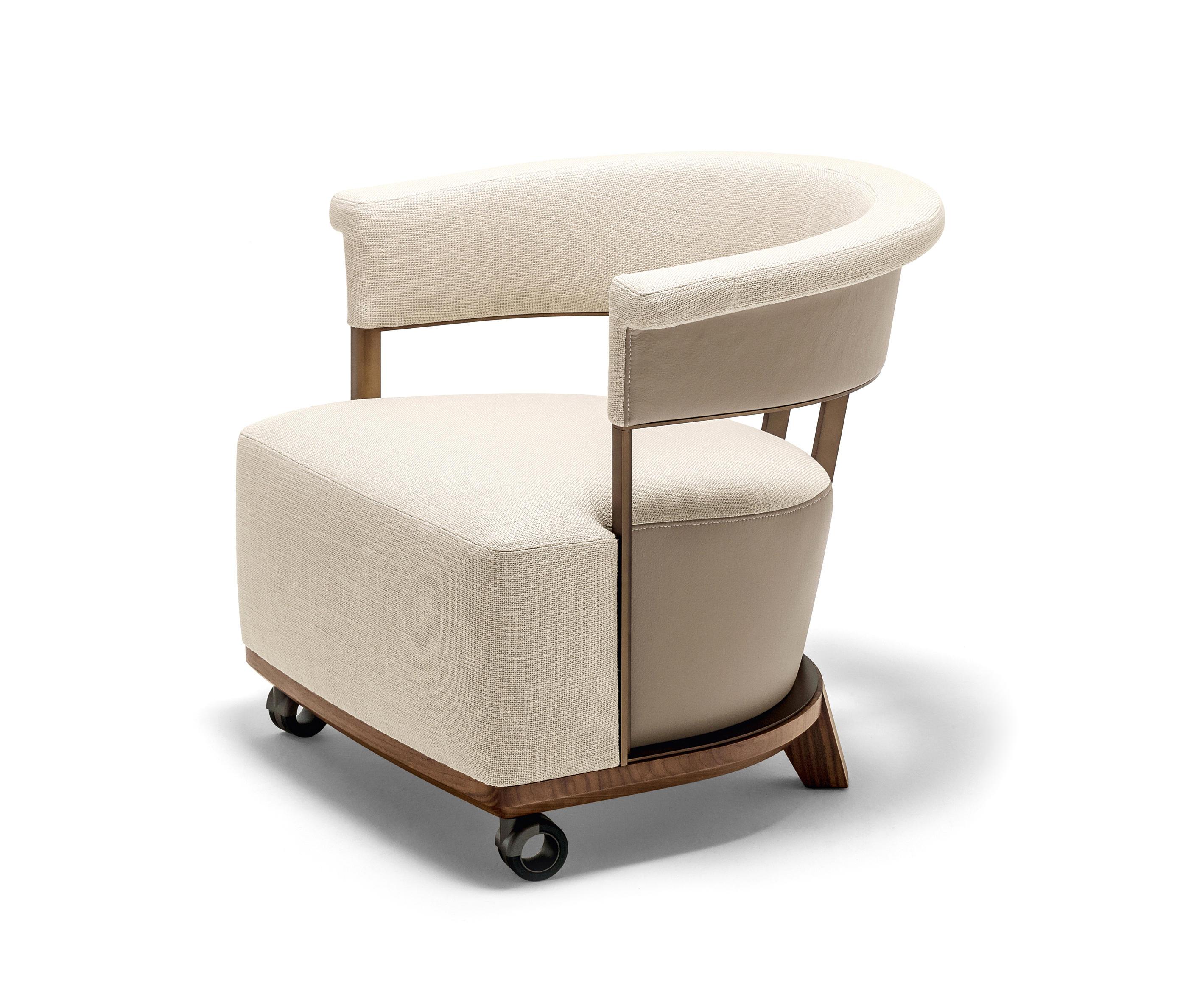 Lady poltrona poltrone lounge giorgetti architonic for Giorgetti poltrone