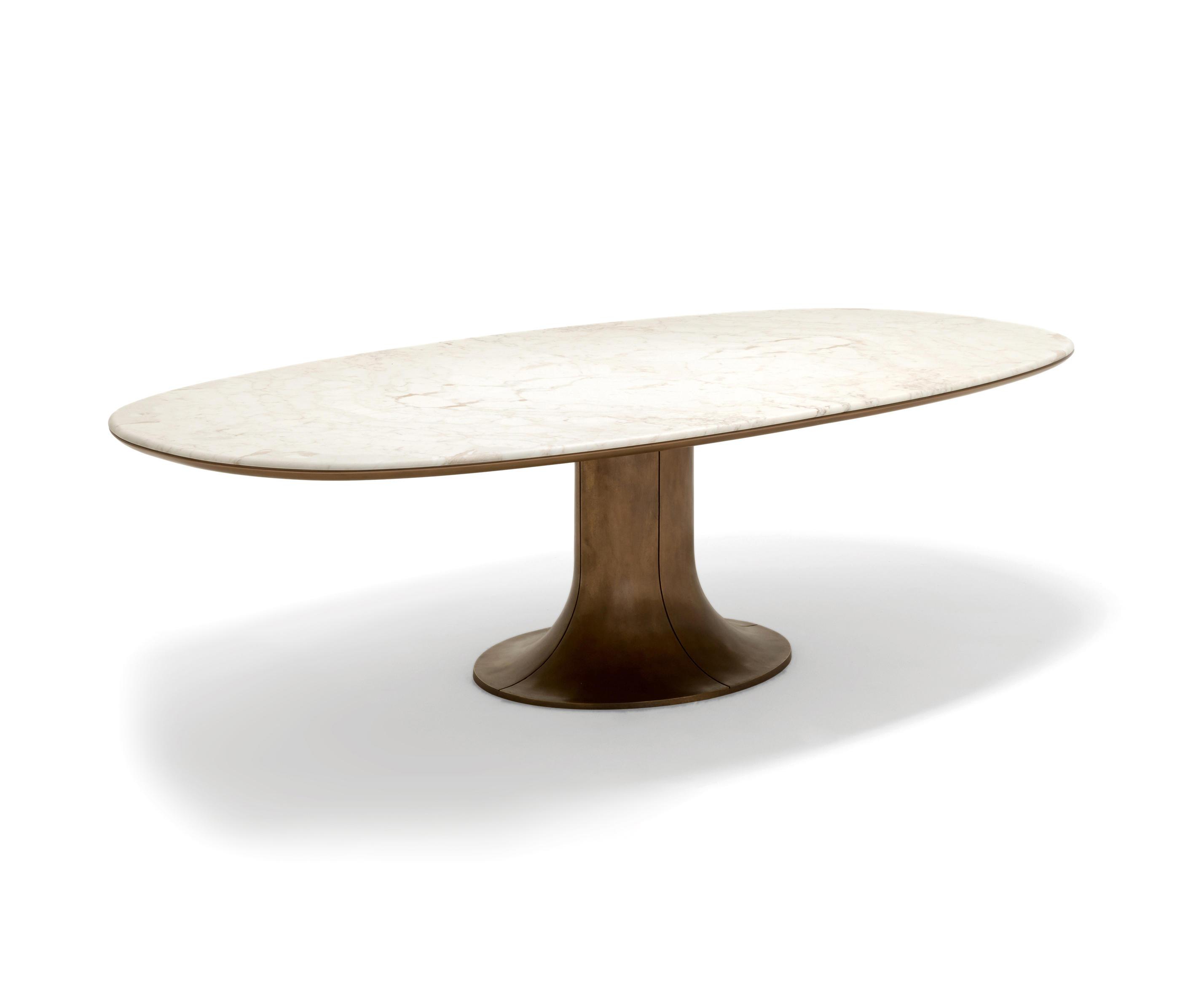 Esstisch modern ausziehbar oval for Hochwertige esstische