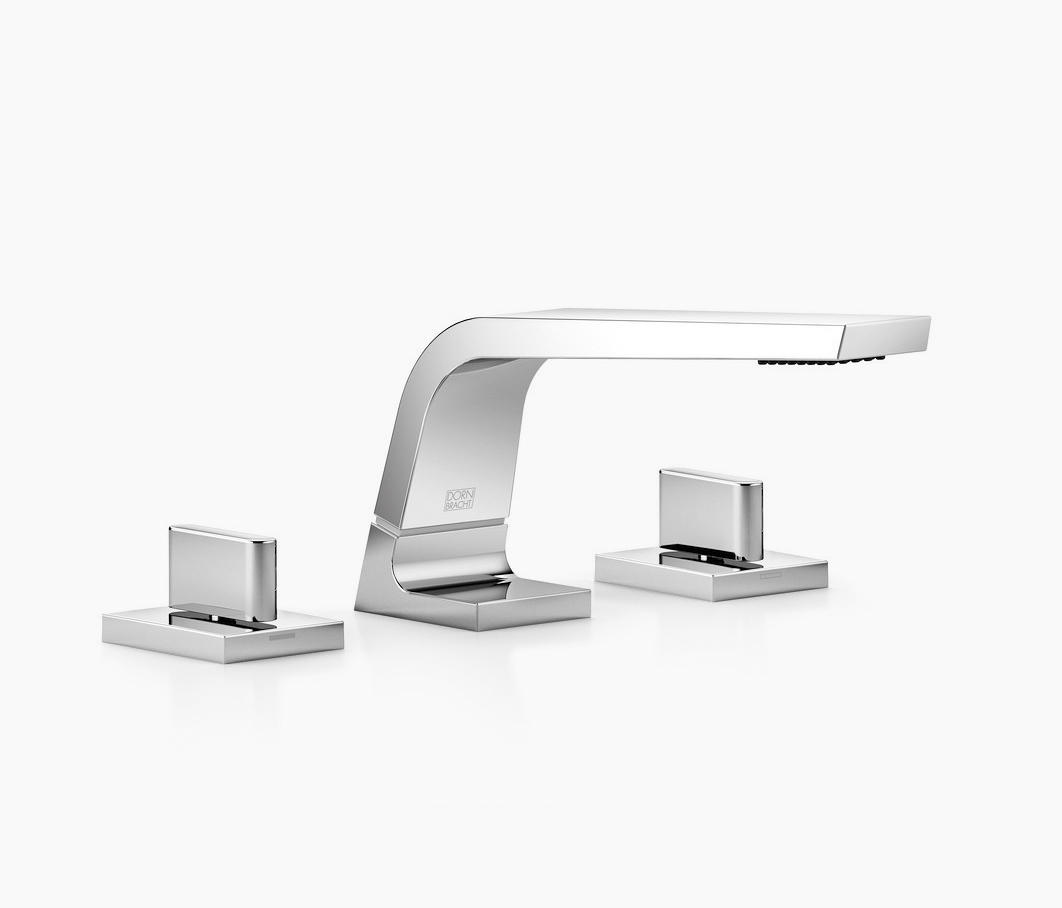 CL.1 - Three-hole basin mixer by Dornbracht | Wash-basin taps