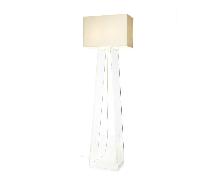 Tube Top Classic Floor Free Standing Lights From Pablo