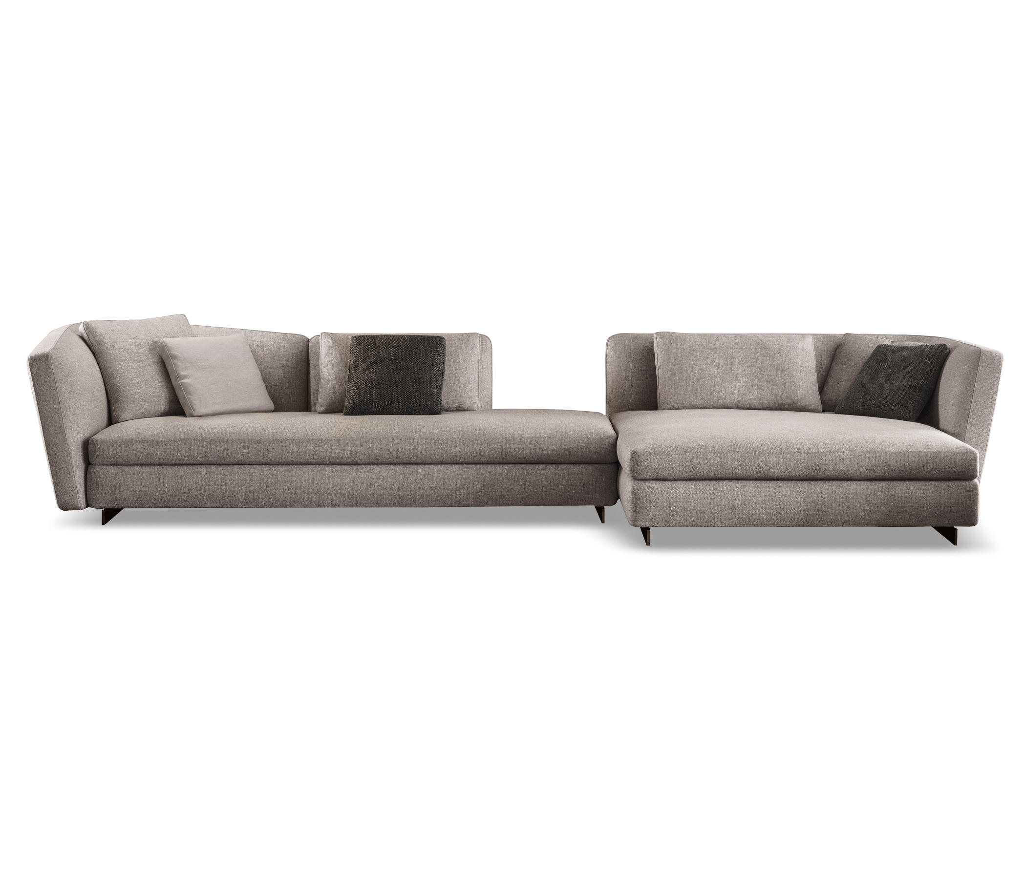 SEYMOUR - Modular Sofa Systems From Minotti