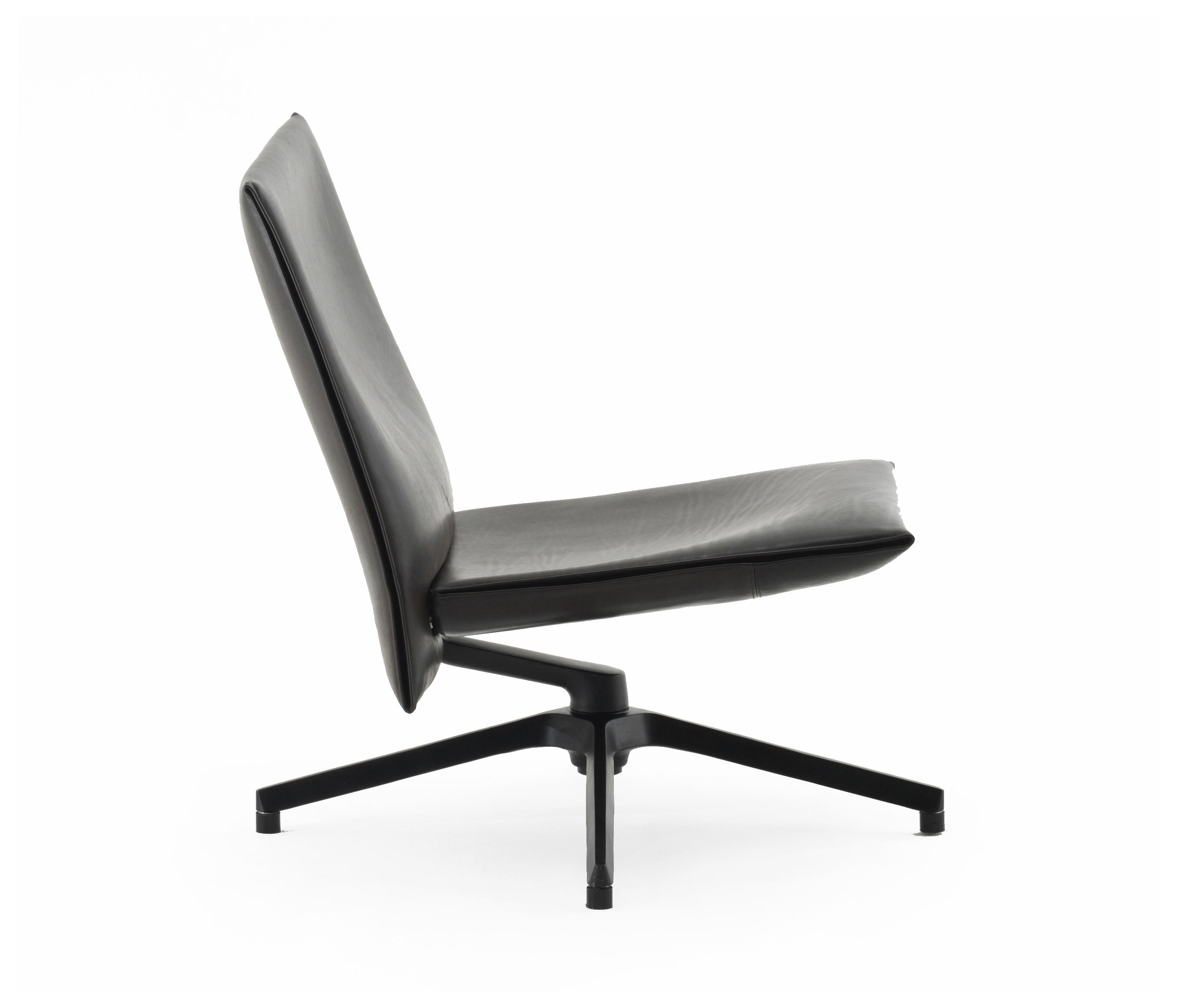 pilot chair lounge chairs from knoll international. Black Bedroom Furniture Sets. Home Design Ideas