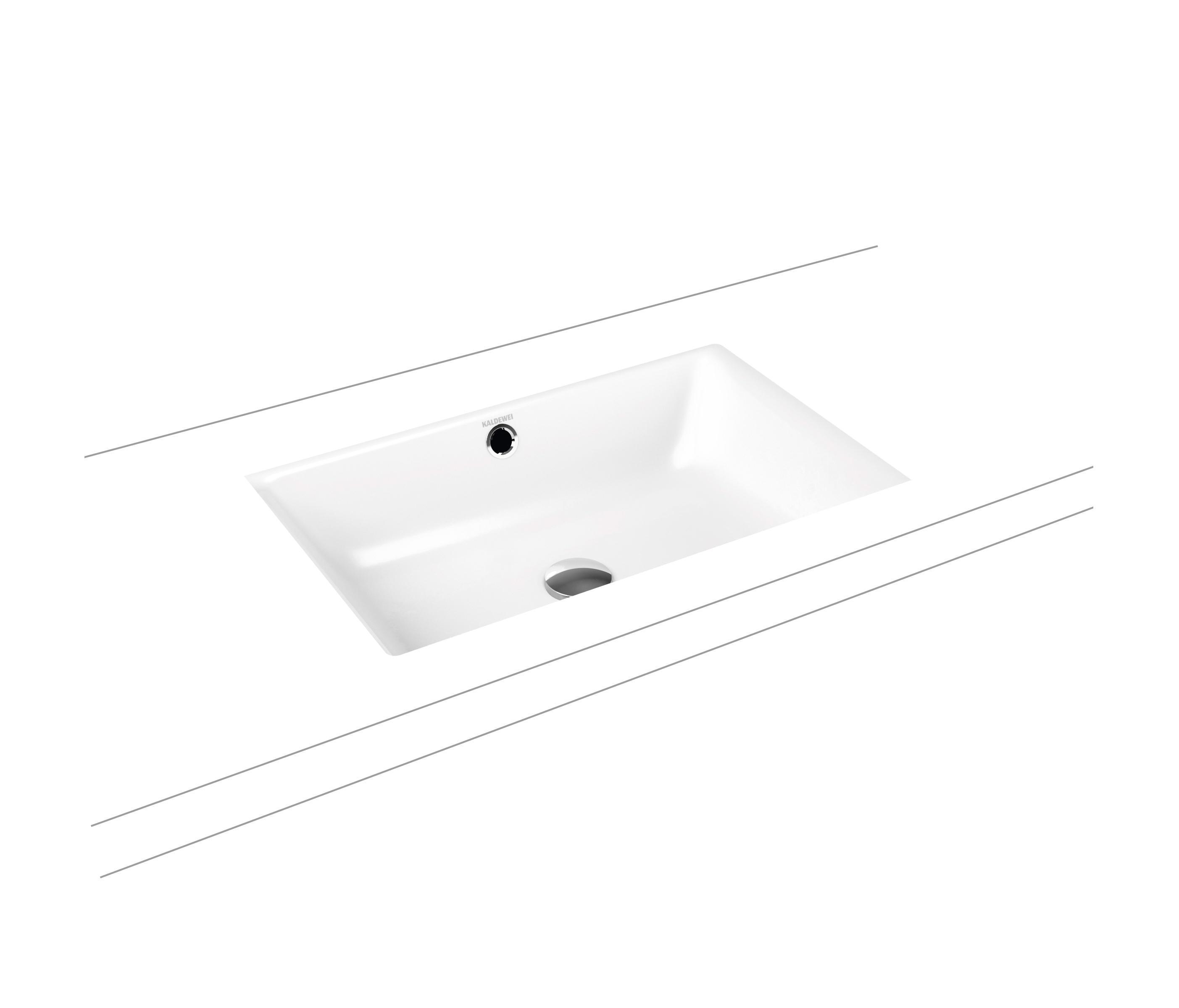 Puro undercounter washbasin alpine white   Architonic