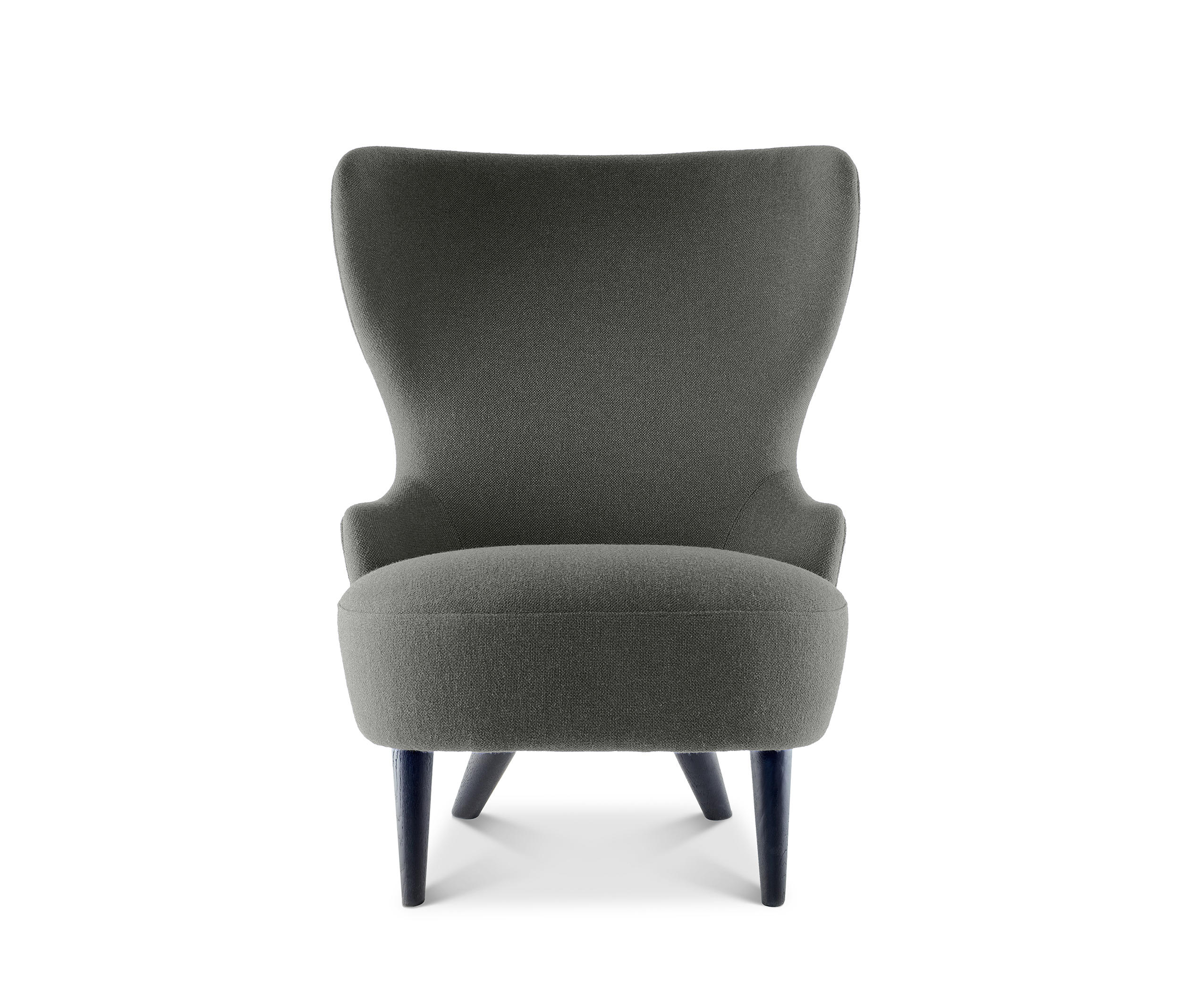 Wingback chair tom dixon -  Micro Wingback Chair Black Leg Hallingdal 65 By Tom Dixon Lounge Chairs