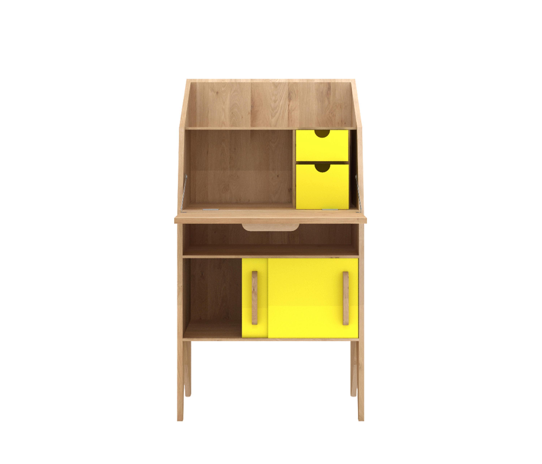 ORIGAMI SECRETARY - Desks from Ethnicraft | Architonic - photo#48