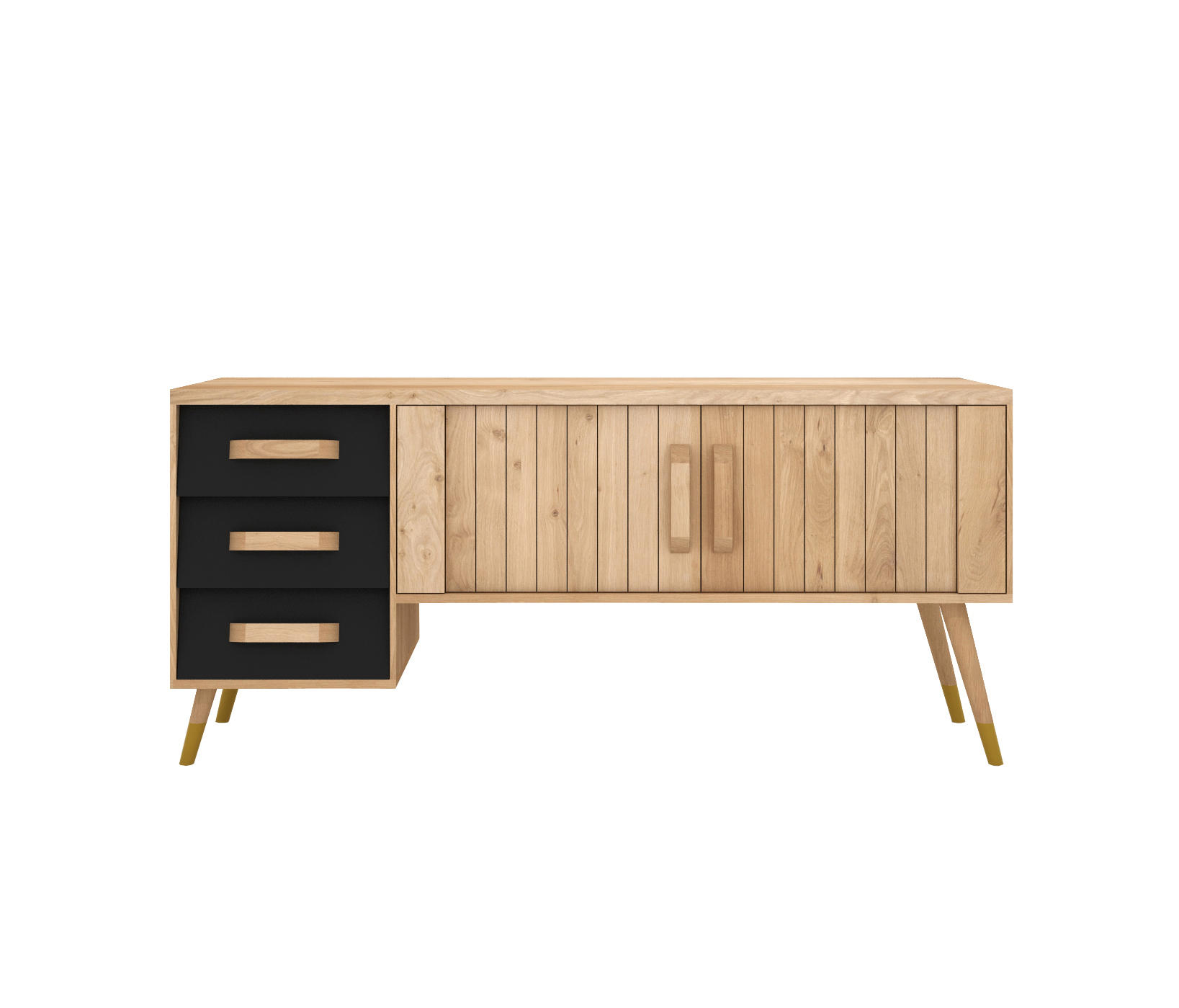 ORIGAMI TV CUPBOARD - Multimedia stands from Ethnicraft ... - photo#24