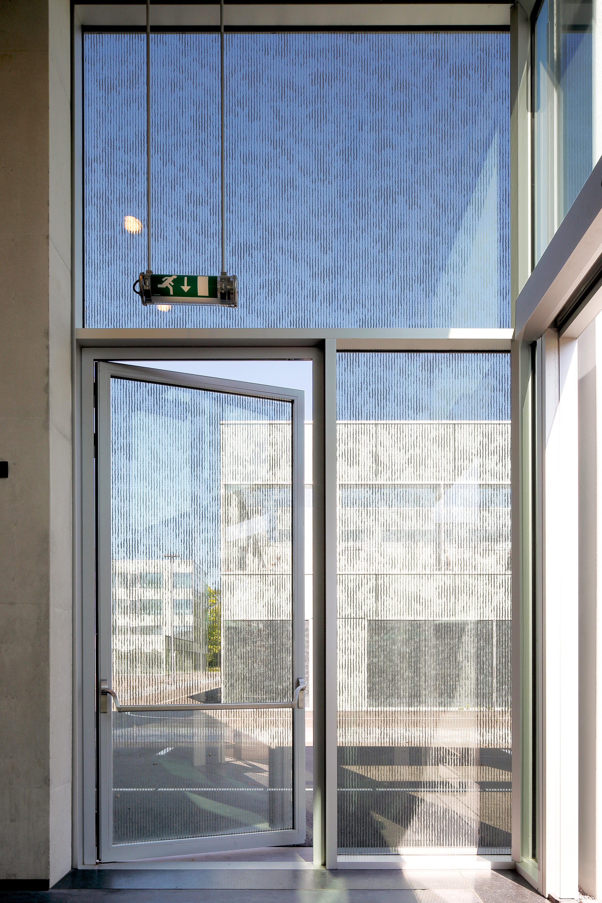 Forster unico RC2 | Safety door by Forster Profile Systems | Entrance doors & FORSTER UNICO RC2 | SAFETY DOOR - Entrance doors from Forster ...