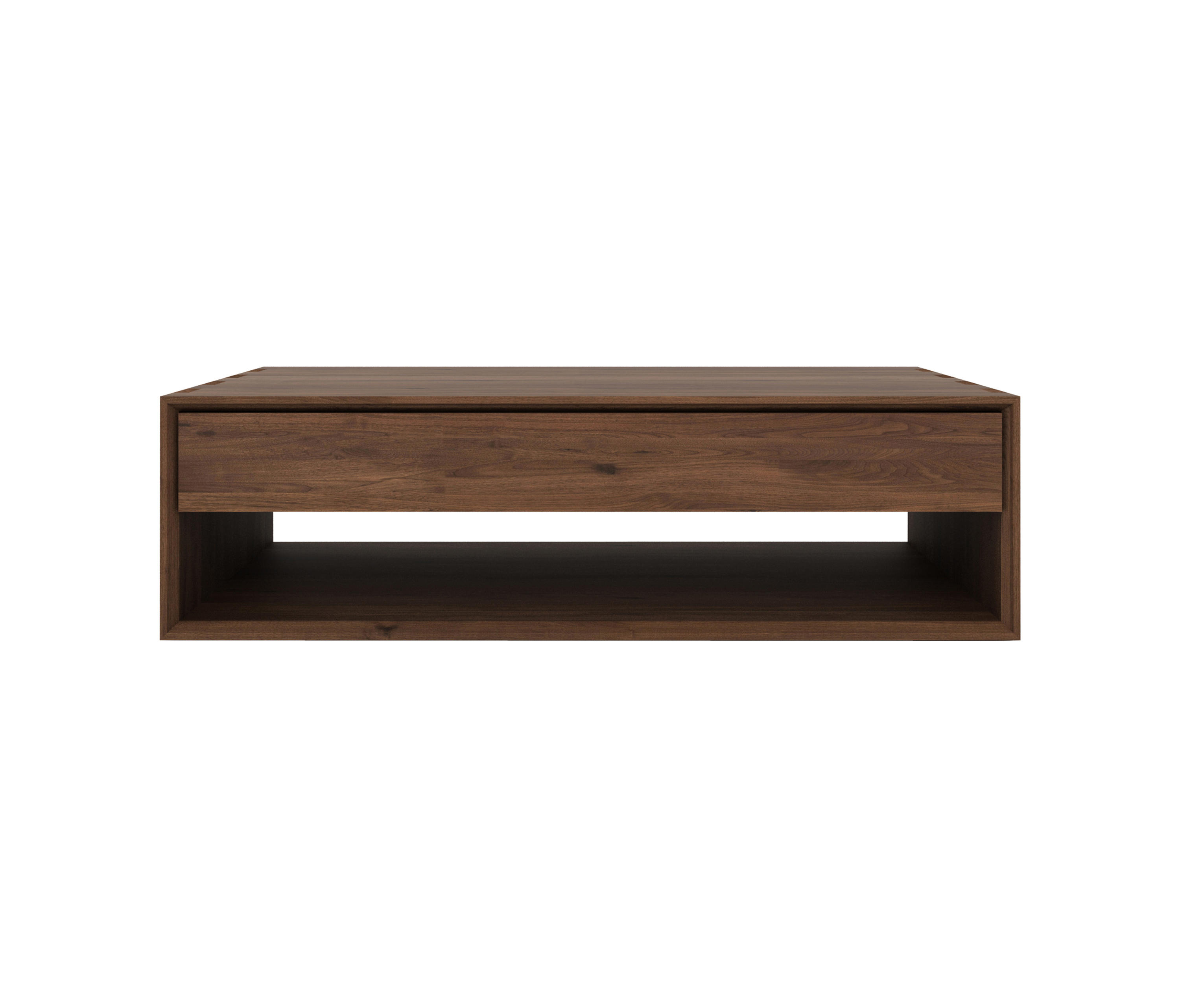 Walnut Nordic Coffee Table Lounge Tables From Ethnicraft  # Meuble Tv Luna