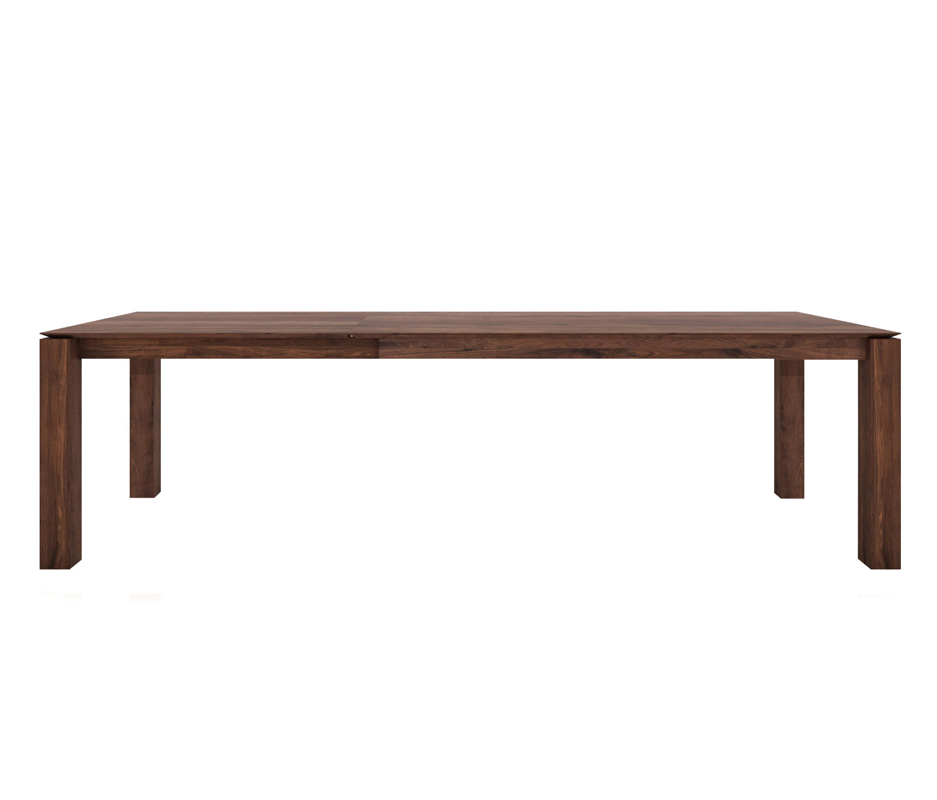 Extending Dining Table Walnut Choice Image Dining Table  : walnut slice 41944 extendable ext b from sorahana.info size 1893 x 1617 jpeg 94kB