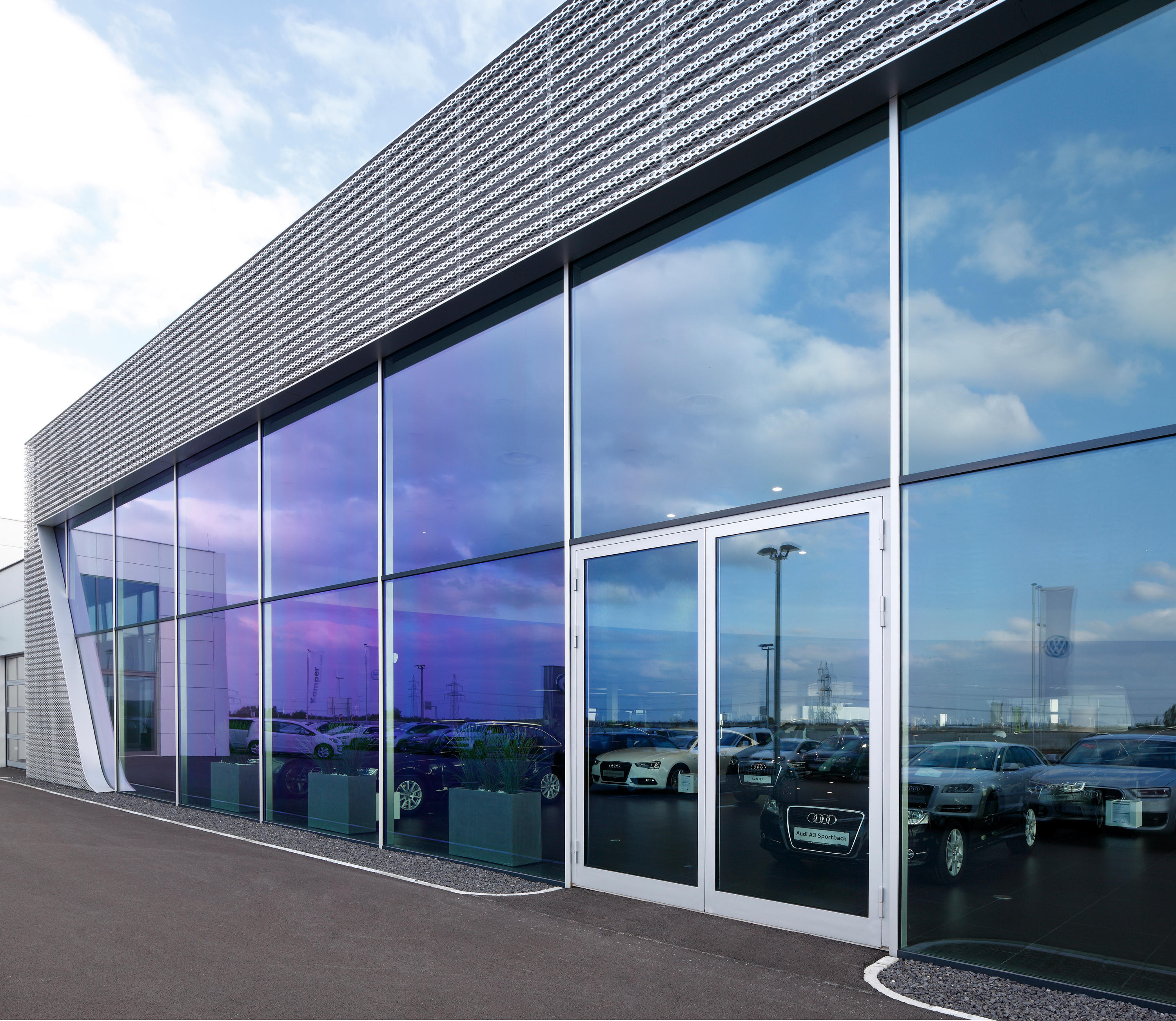FORSTER THERMFIX LIGHT | SYSTEMS WITH THERMAL BREAK - Facade systems