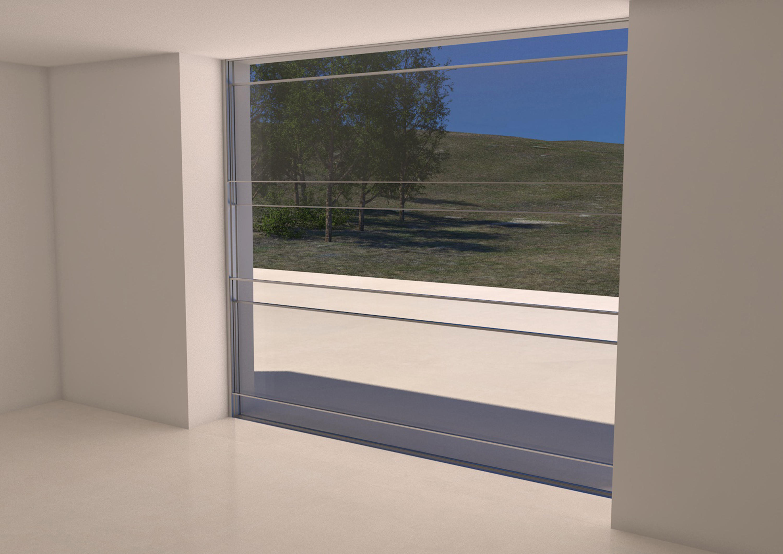 Vertical Sliding Windows : Sash vertical sliding sistemas de ventanas otiima