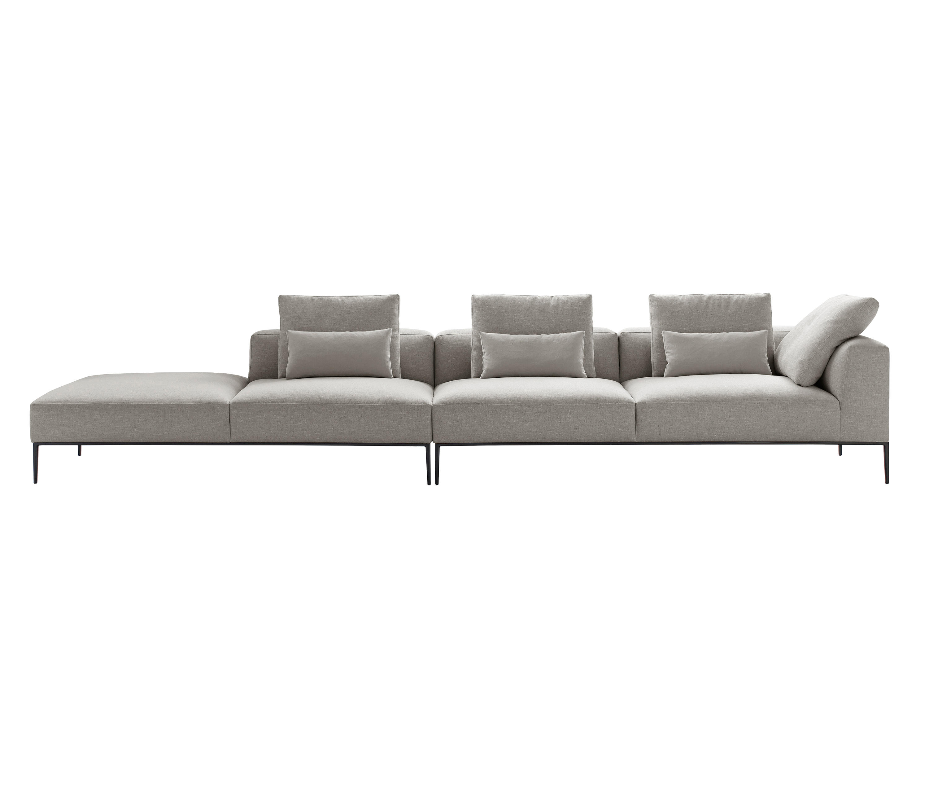 Michel effe sofas from b b italia architonic for B b italia novedrate
