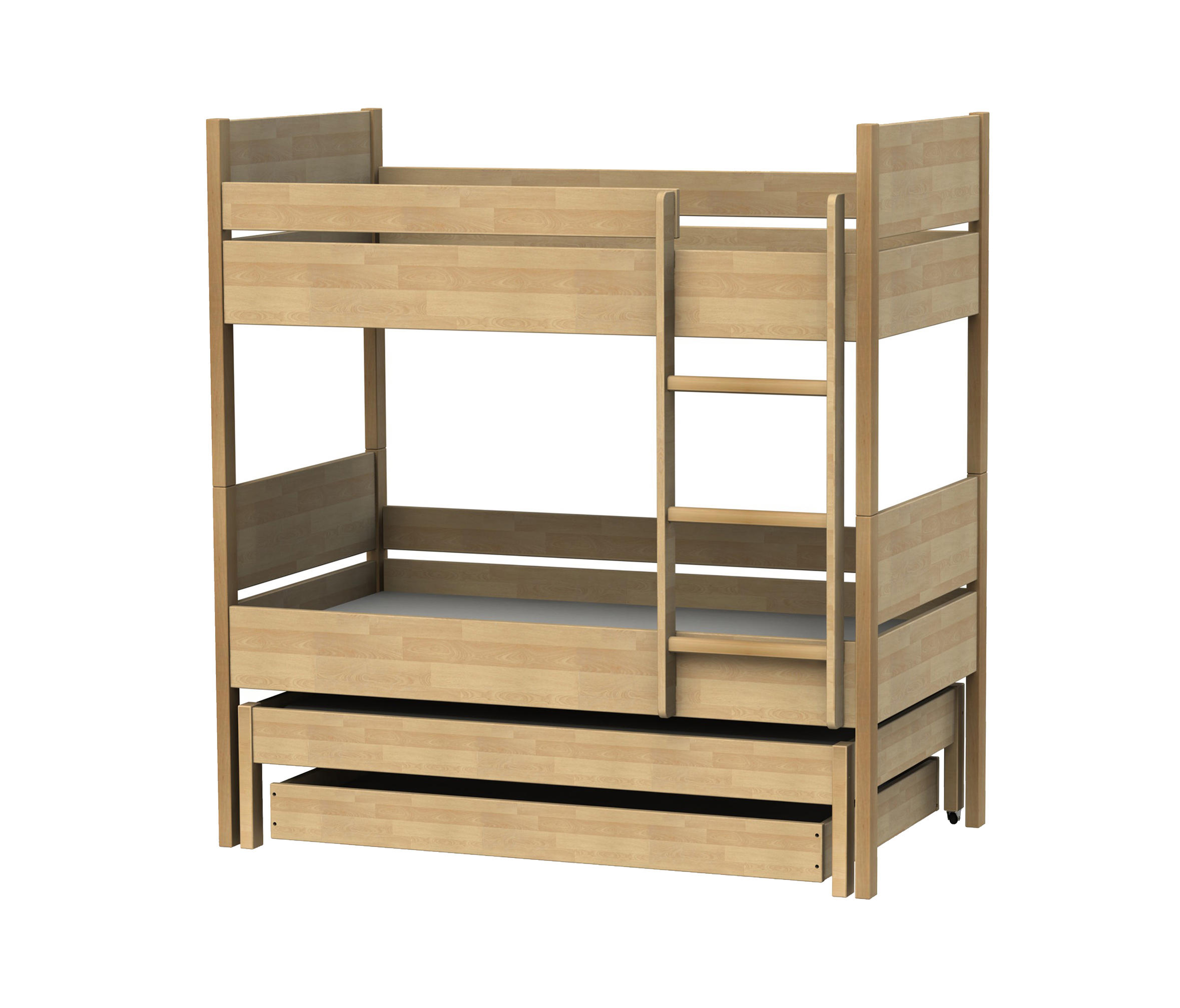 bed for children bunk bed b502 b552 b505 b506 by woodi