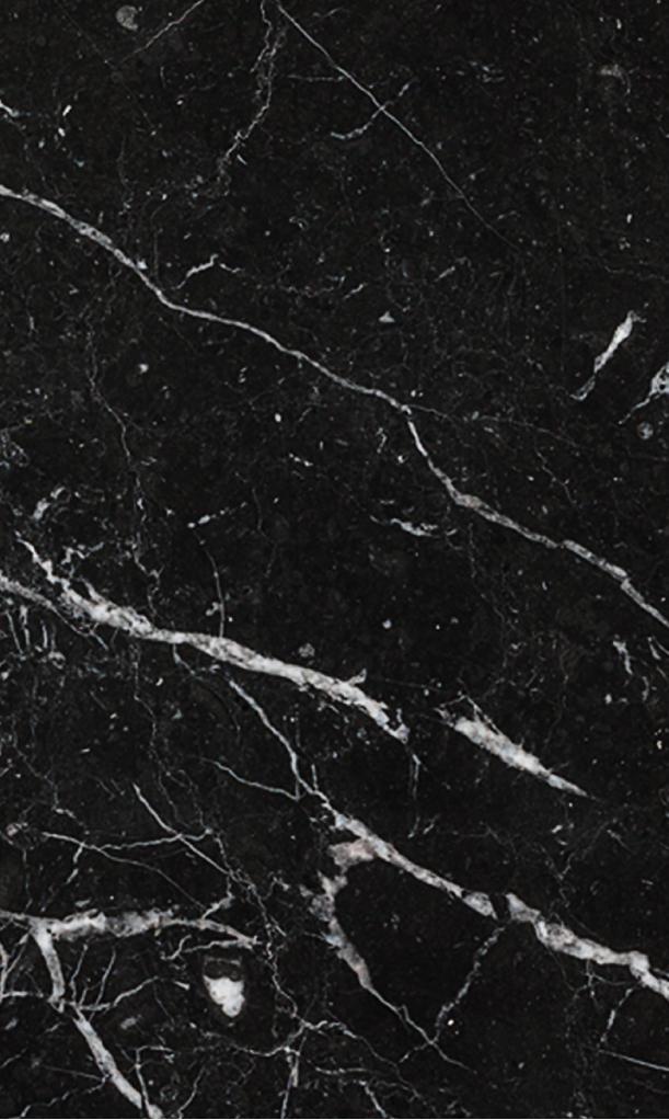 Negro marquina natural stone panels from levantina - Marmol negro marquina ...