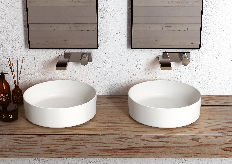 Vasca Da Bagno Cielo Prezzi : Shui comfort bacinella dappoggio lavabi ceramica cielo architonic
