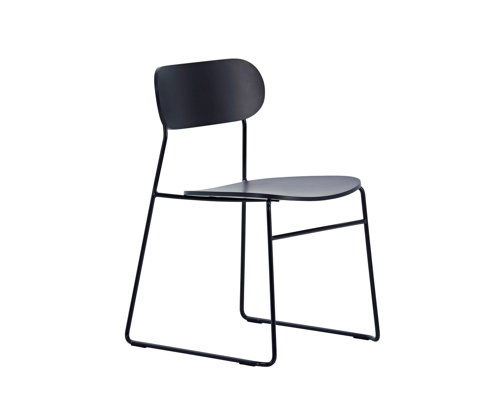 PLC WIRE CHAIR Restaurant chairs from Modus