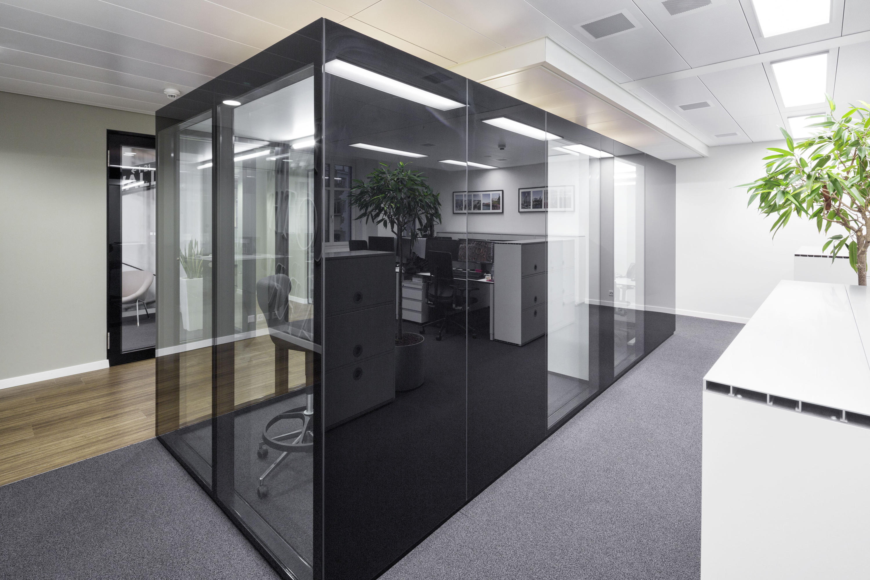 gm martition raum in raum office pods von glas marte architonic. Black Bedroom Furniture Sets. Home Design Ideas