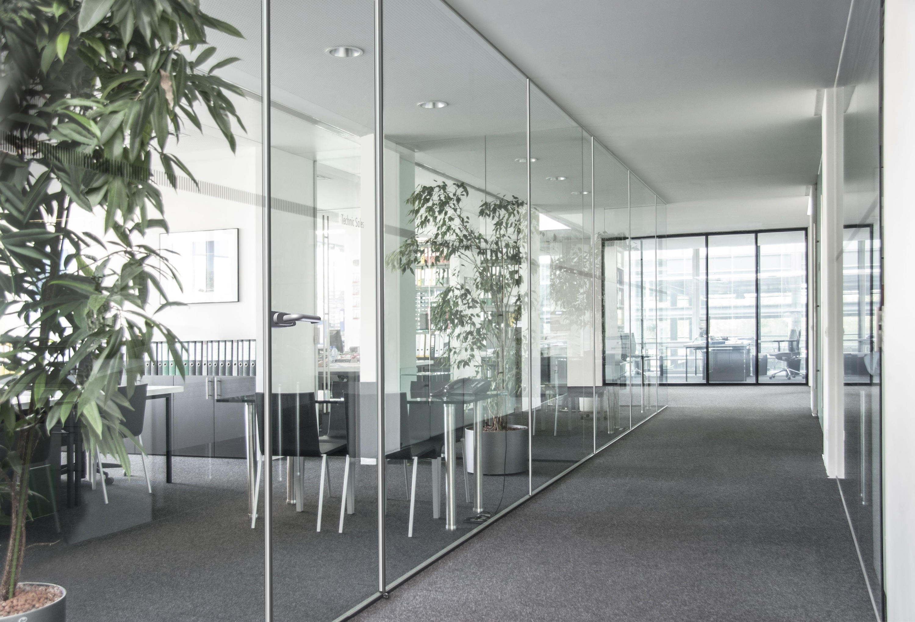 Gm martition® light wall partition systems from glas marte