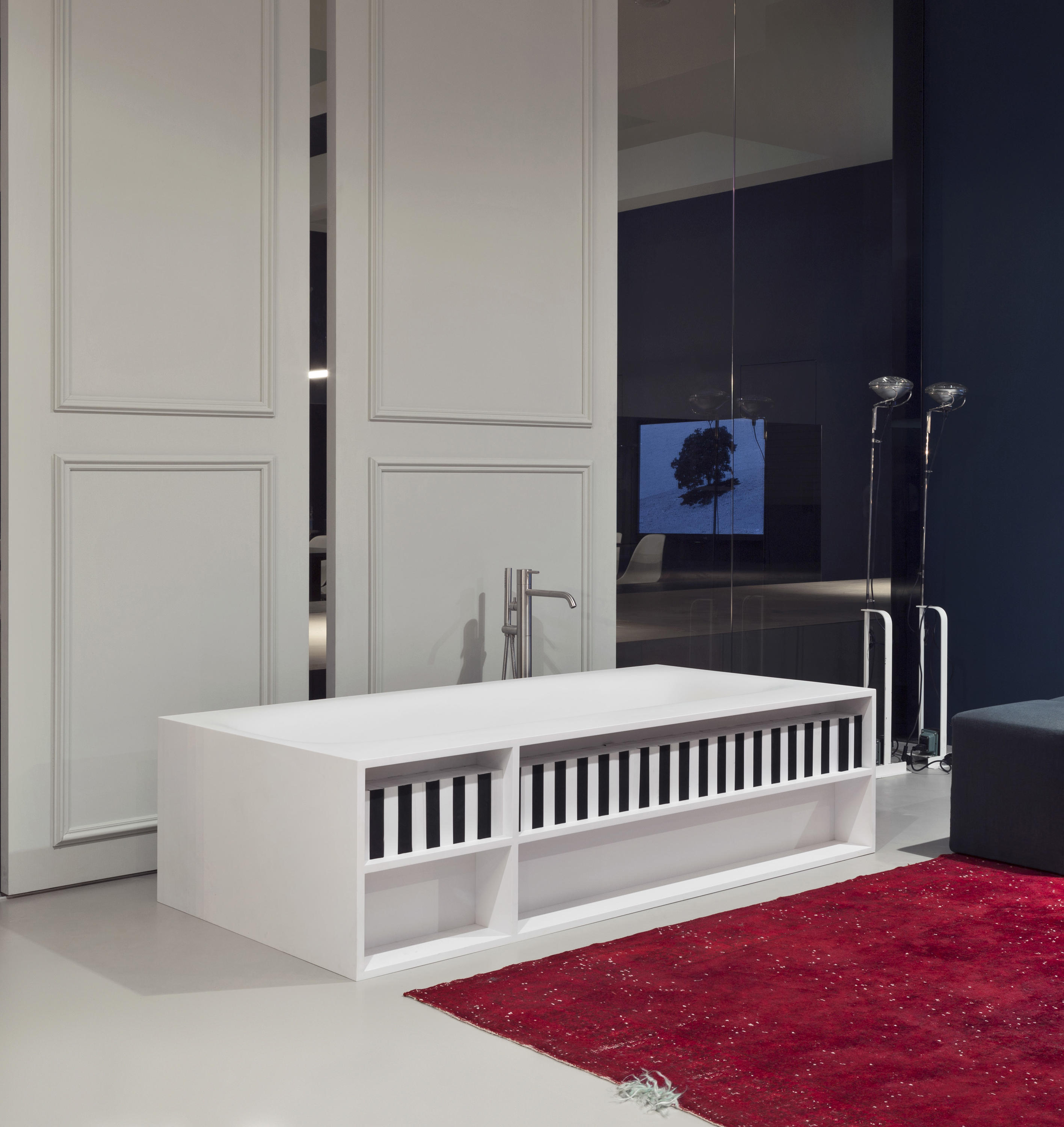 sartoriale freistehend von antoniolupi architonic. Black Bedroom Furniture Sets. Home Design Ideas