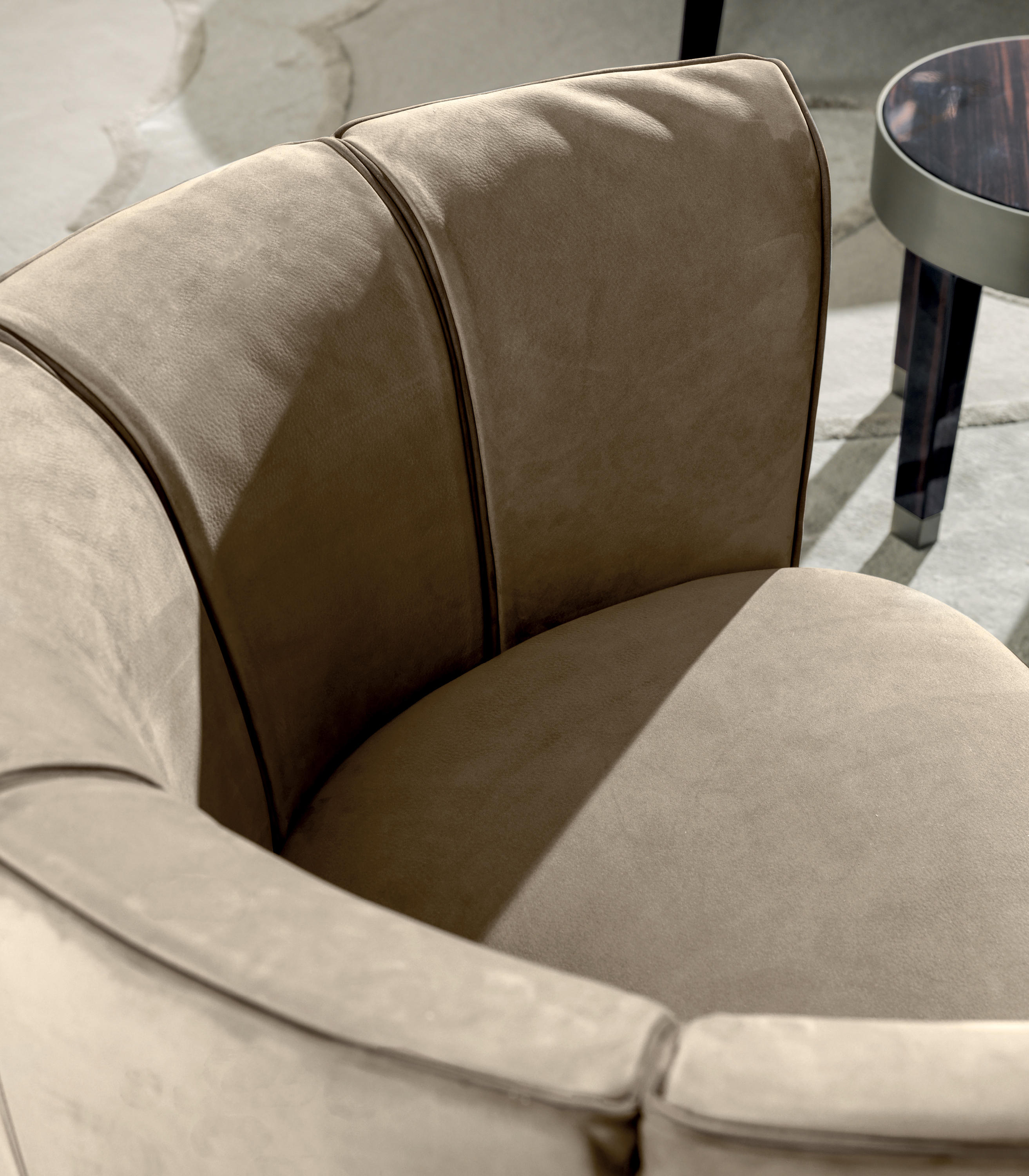 Spa lounge chair -  Ludwig By Longhi S P A Lounge Chairs