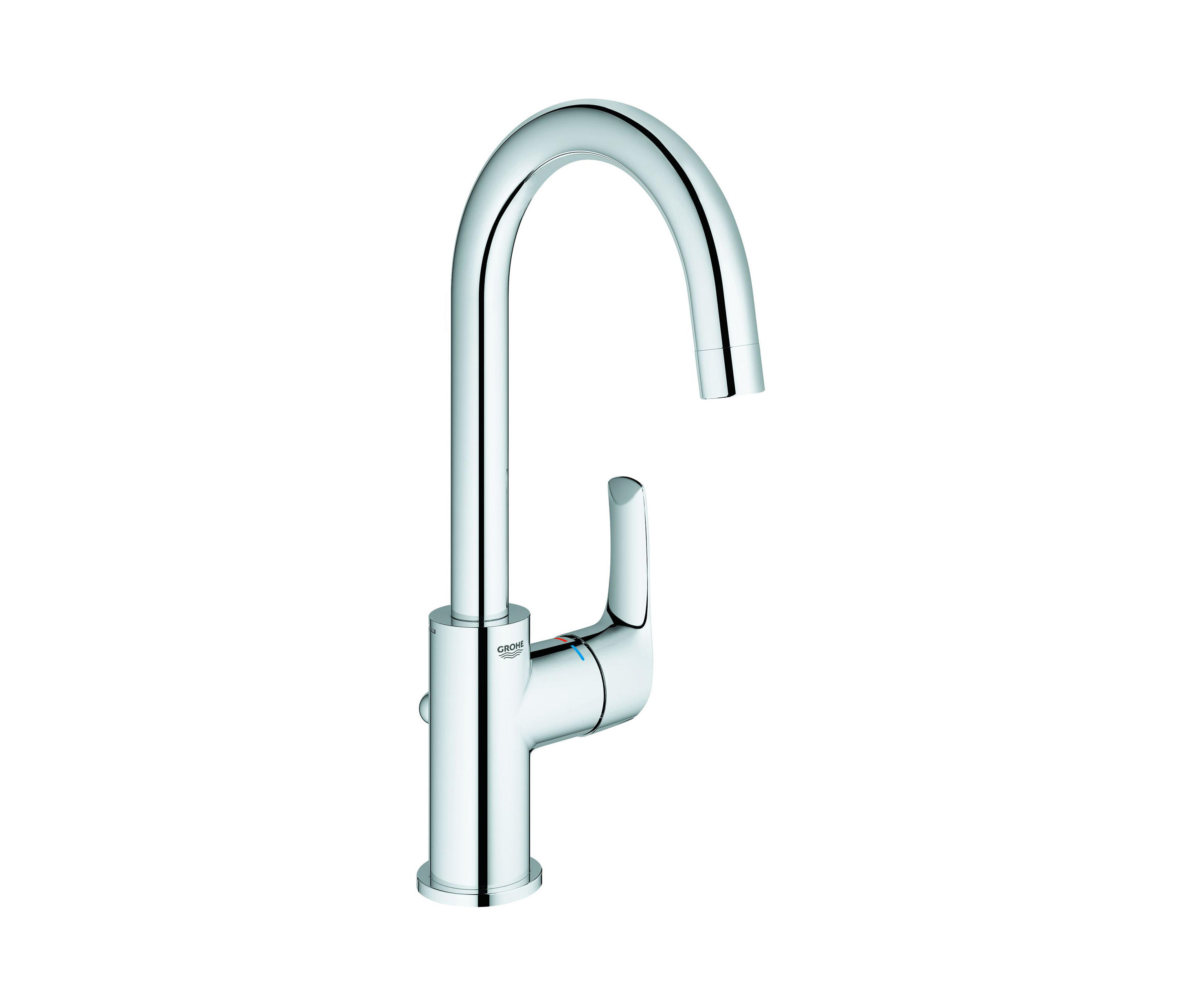 EUROSMART SINGLE-LEVER BASIN MIXER 1/2\