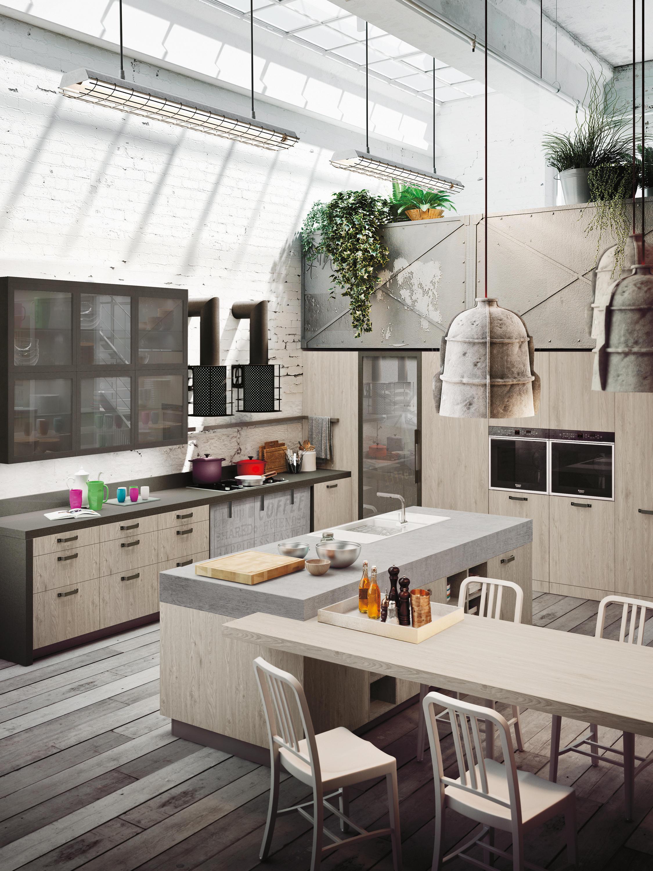 Deco Salle De Bain Beige Et Marron ~ Loft Cuisines Quip Es De Snaidero Architonic