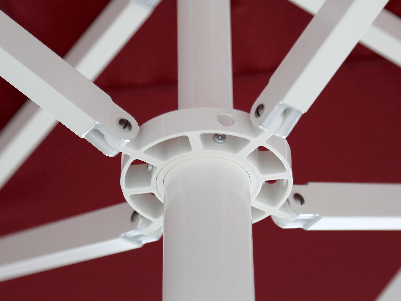 Mdt Schirme typ s7 aluminiumschirm - sonnenschirme von mdt-tex   architonic