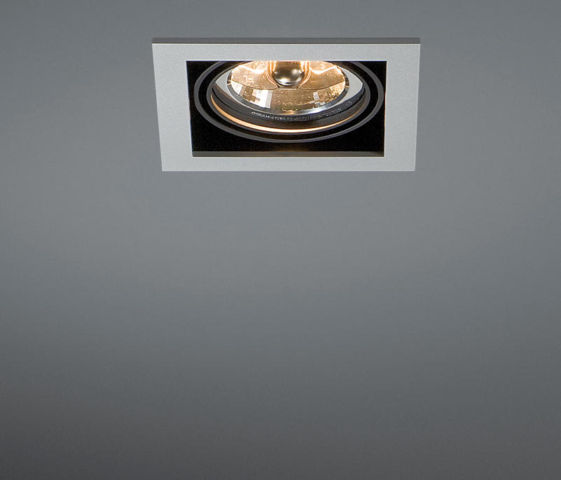 MINI MULTIPLE 1X AR70 GE - Recessed ceiling lights from Modular ...
