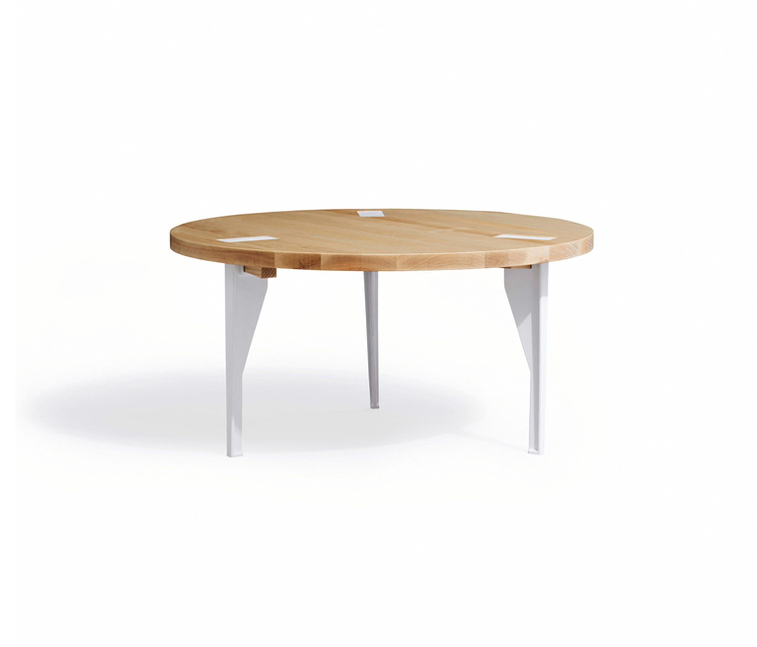 Keel coffee table pine round lounge tables from new works keel coffee table pine round by new works lounge tables geotapseo Image collections