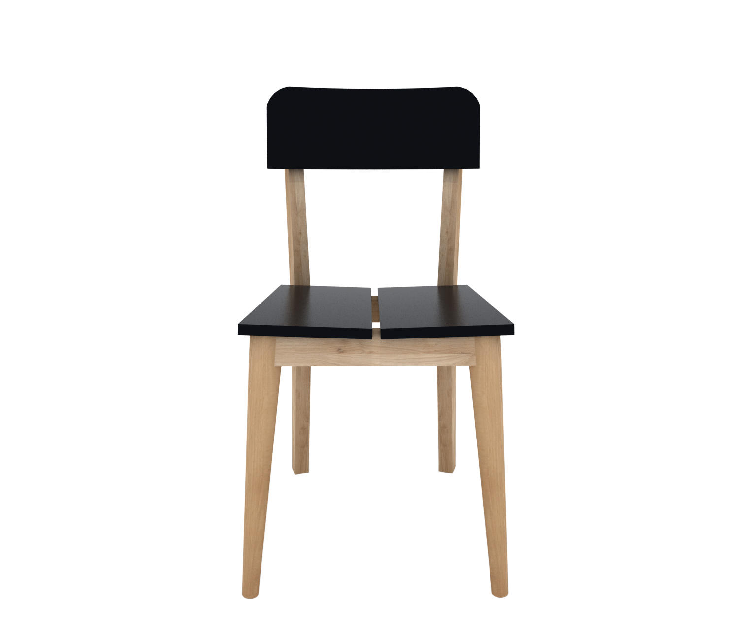 Oak m chair chaises de restaurant de ethnicraft architonic - Fabricant chaises belgique ...