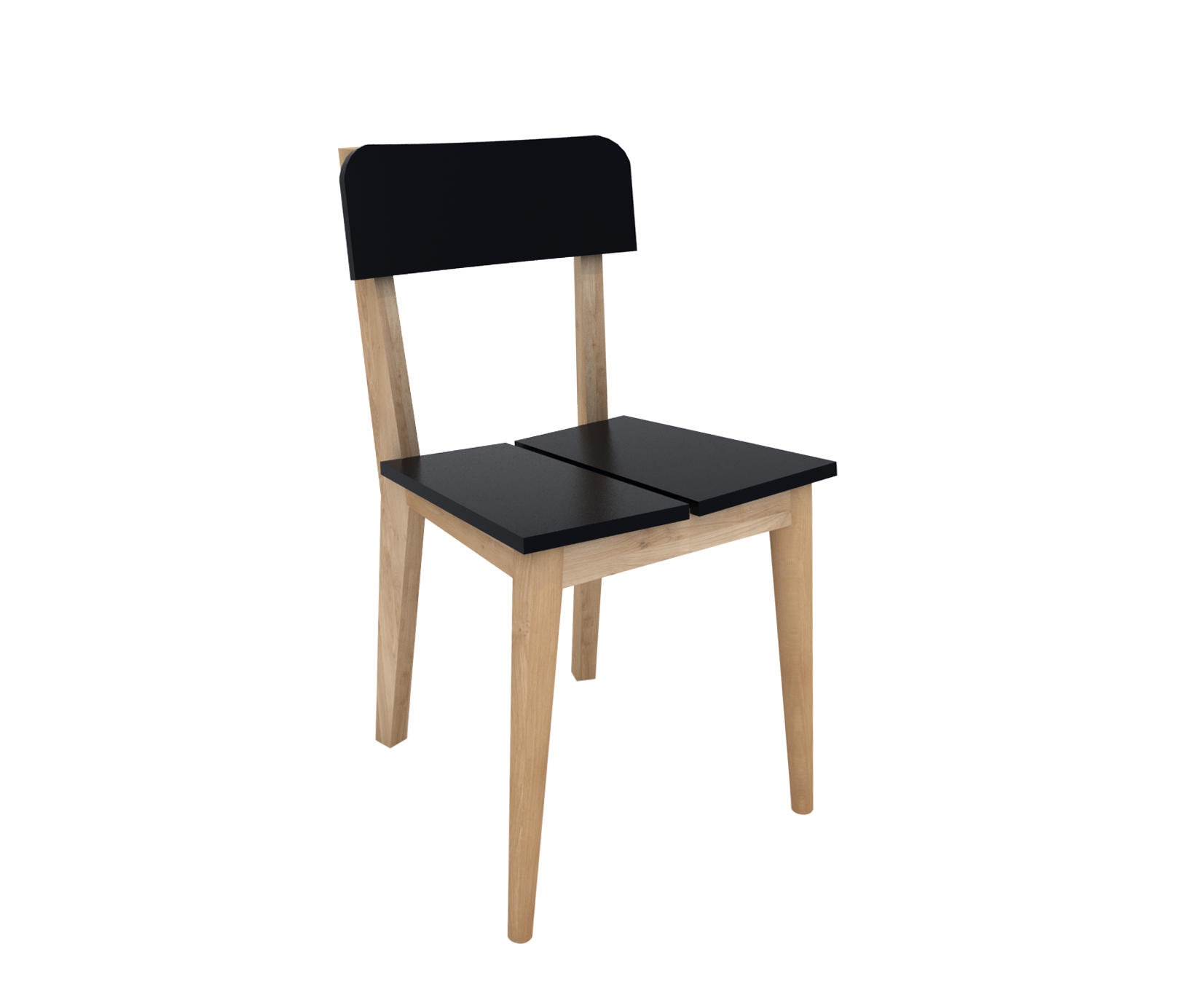 OAK M CHAIR Restaurant chairs from Ethnicraft