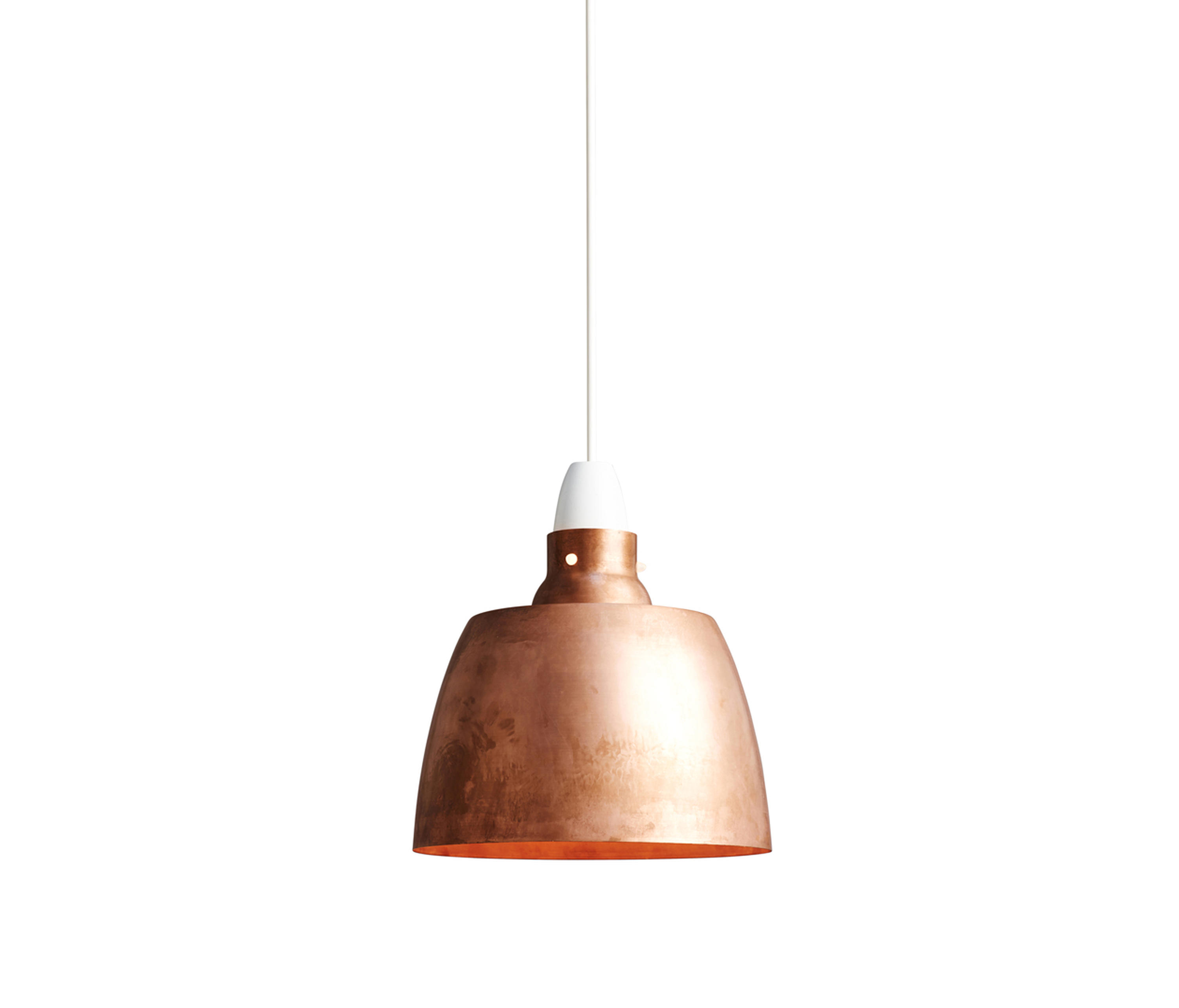 Hang On Honey Pendant Raw Copper By New Works General Lighting