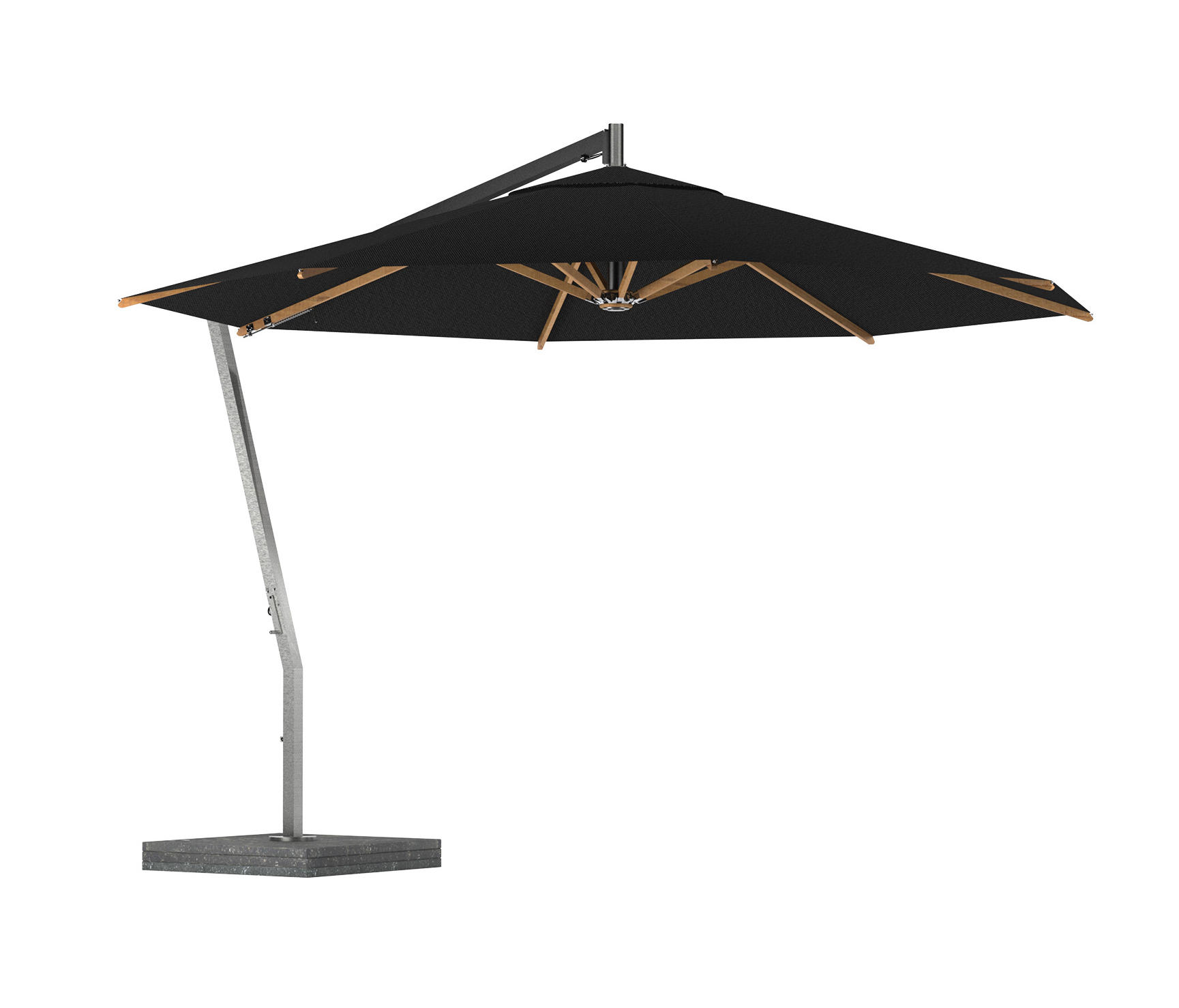 shax parasols from royal botania architonic. Black Bedroom Furniture Sets. Home Design Ideas