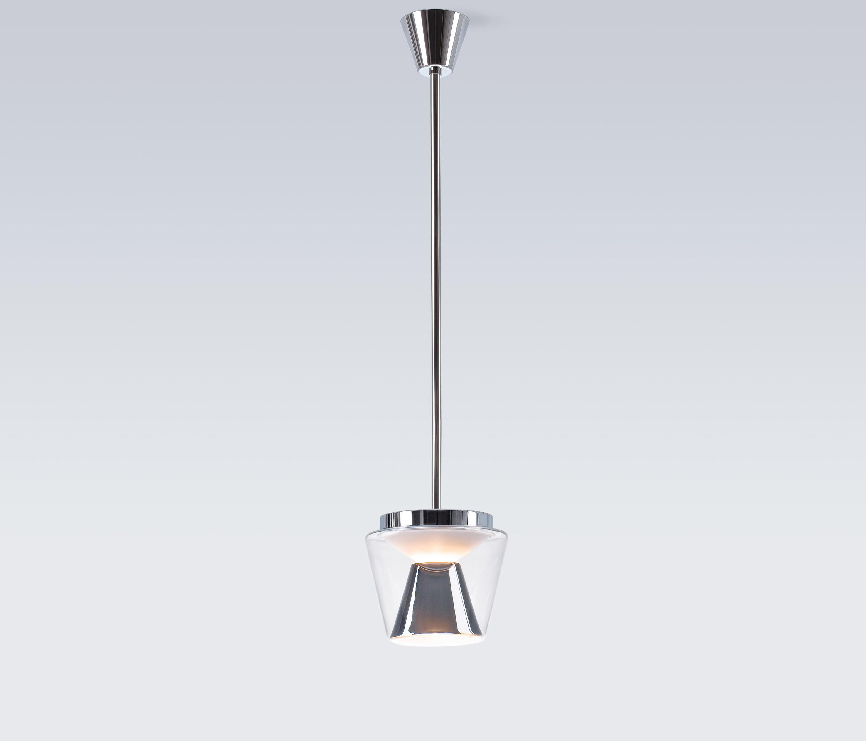 annex led suspension clear aluminium general lighting. Black Bedroom Furniture Sets. Home Design Ideas