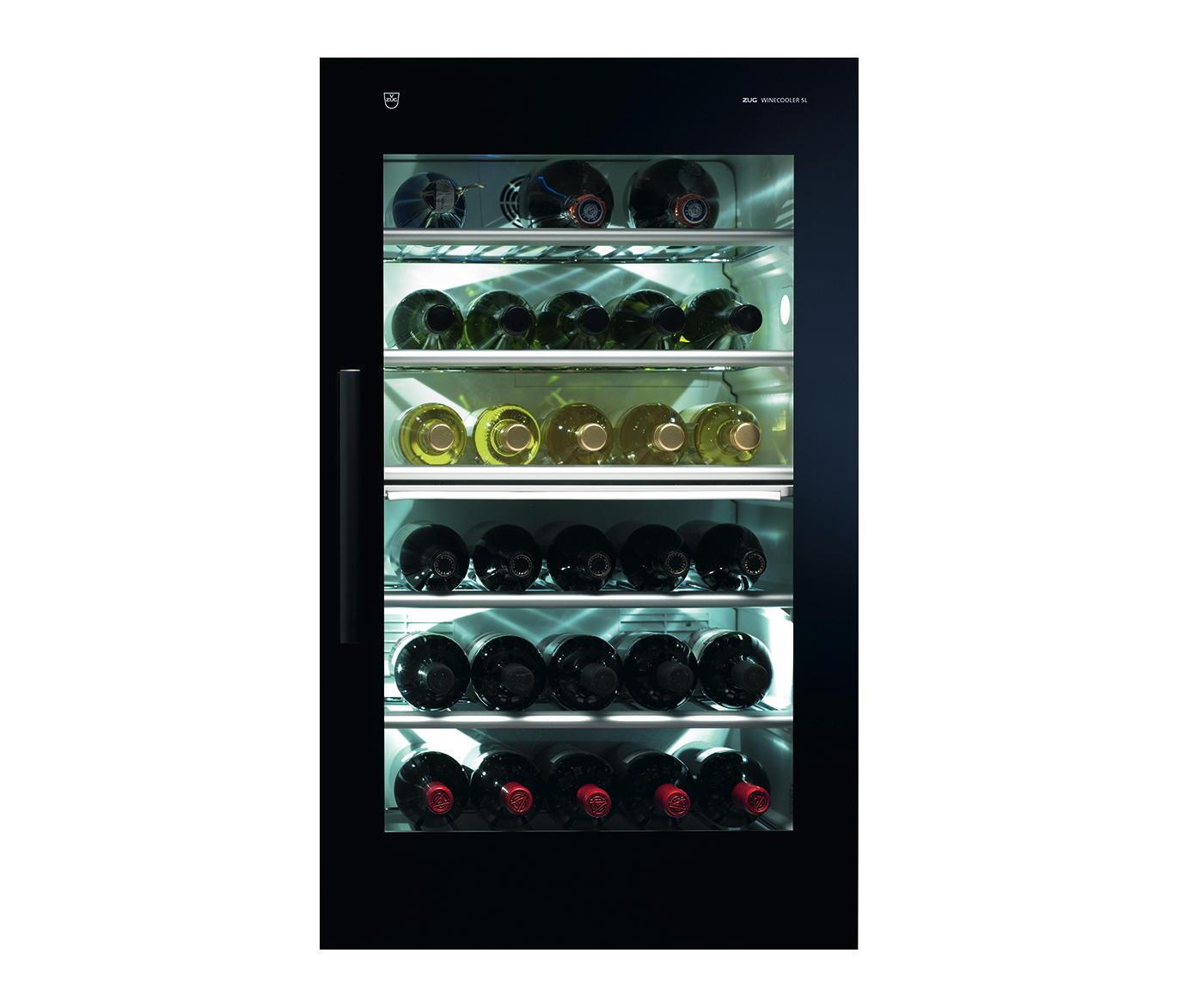 WINECOOLER SL 60 - Weinkühlschränke von V-ZUG | Architonic