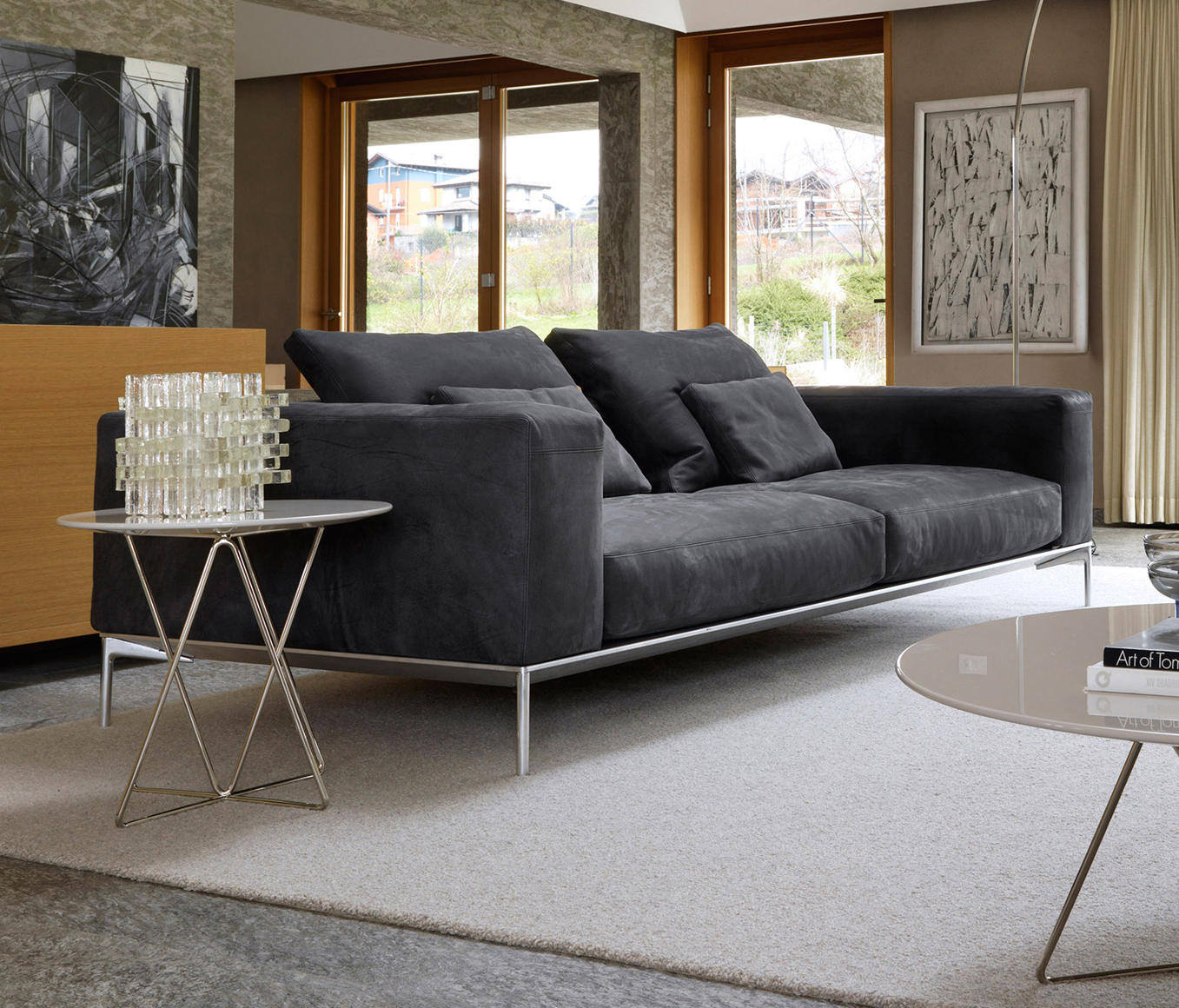 savoye sofas from d sir e architonic. Black Bedroom Furniture Sets. Home Design Ideas