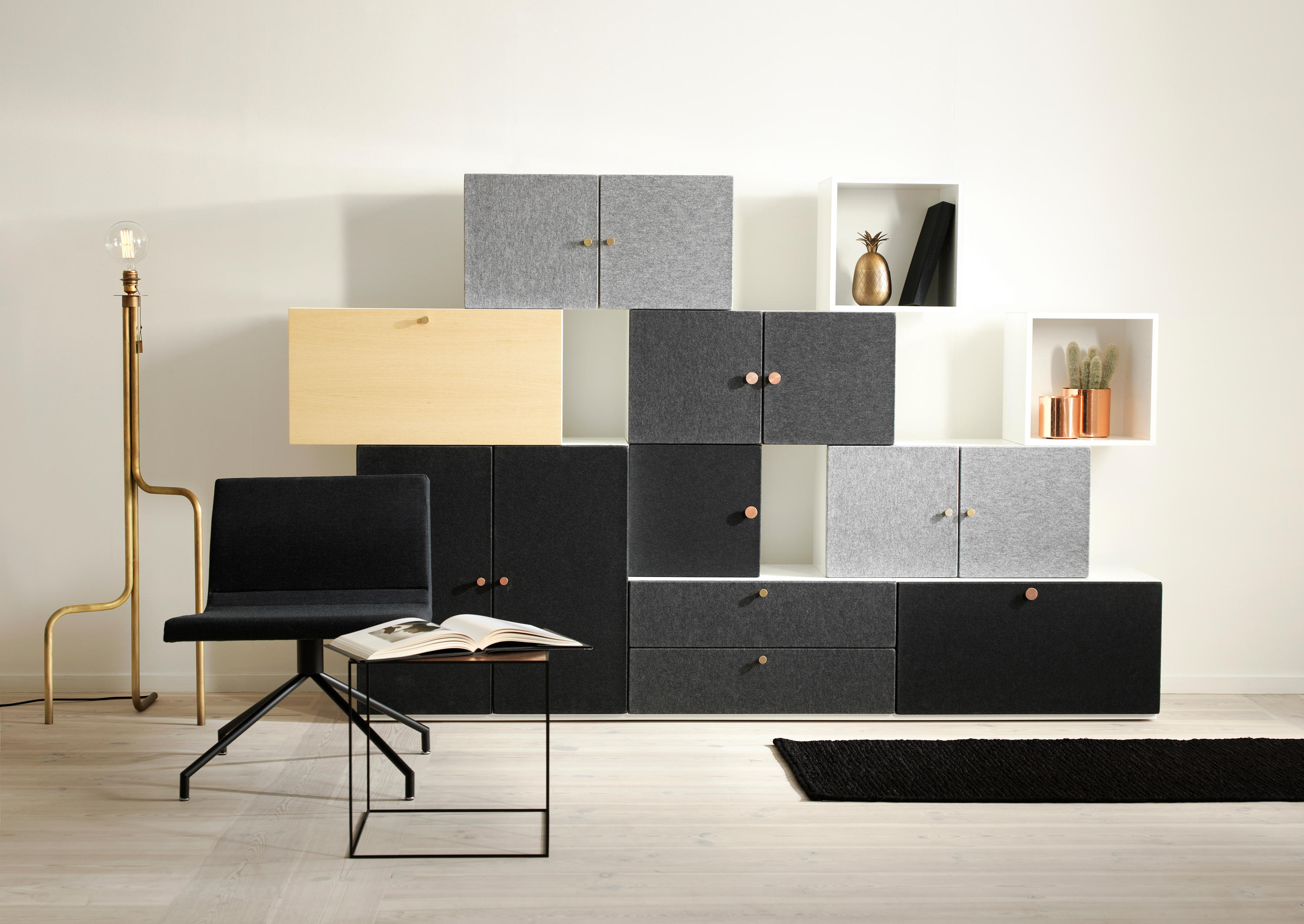 Delightful Tetris By Horreds | Shelving