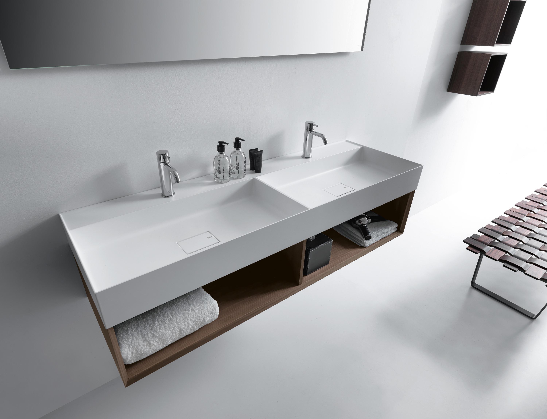 quattro.zero - mobili lavabo falper | architonic - Falper Arredo Bagno