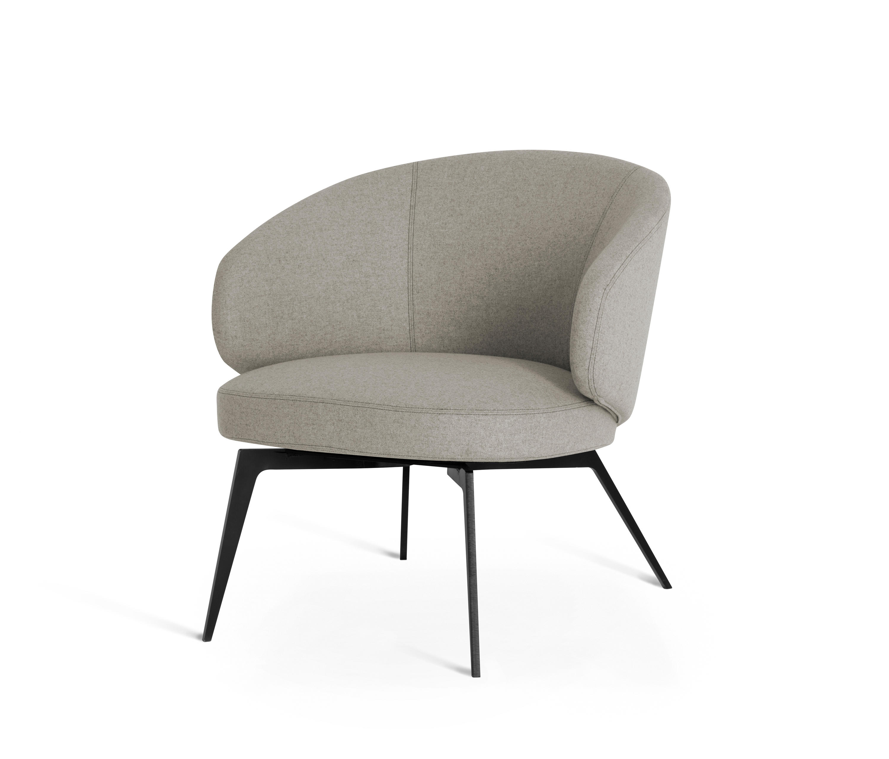 Lounge Fauteuil Houston.Bice Lounge Chair Armchairs From Lema Architonic