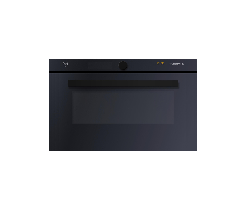 steamer combi steam black glass ovens from v zug architonic. Black Bedroom Furniture Sets. Home Design Ideas