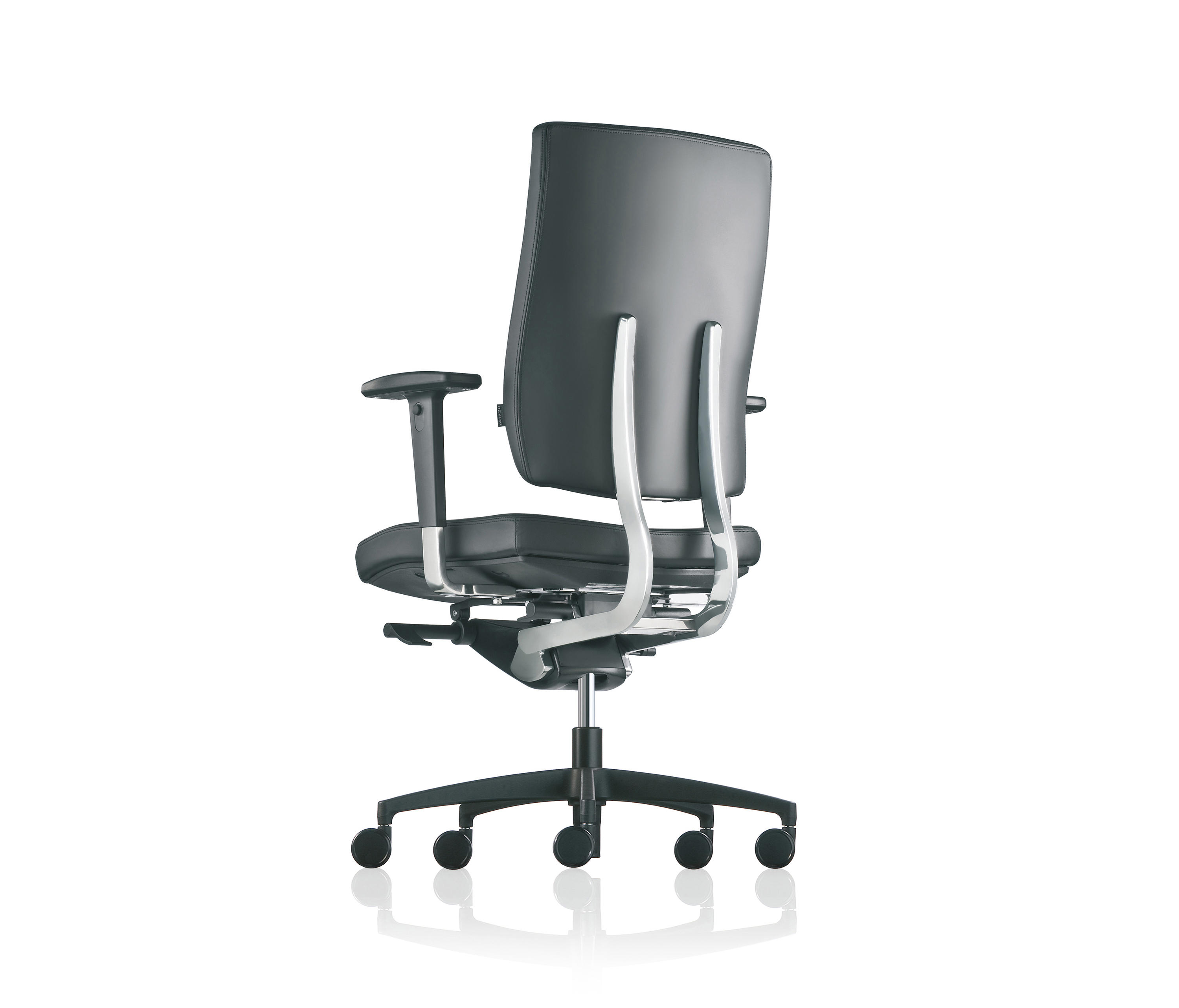 Sona swivel chair chaises de travail de fr scher for Chaise de travail