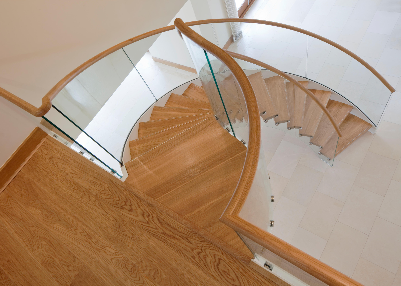 ... Floating Stairs Wood TWE 525 By EeStairs | Wood Stairs ...