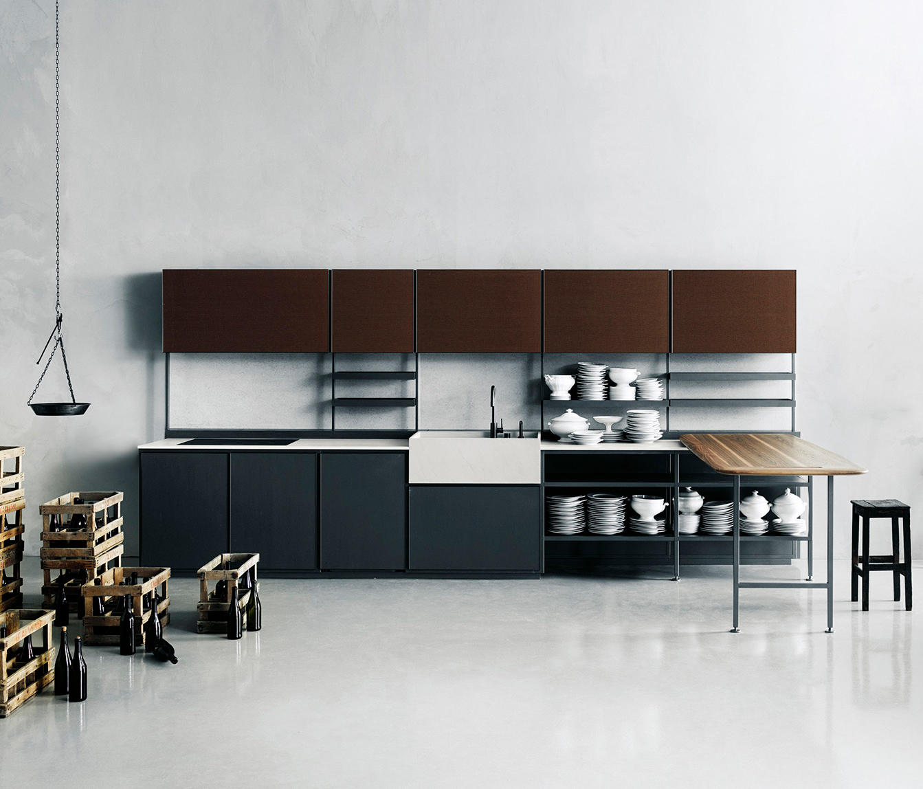 SALINAS - Fitted kitchens from Boffi | Architonic
