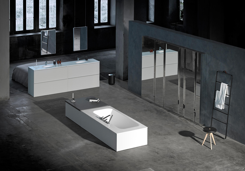 Ka bathroom furniture set 1 vanity units from inbani - Banos de lujo modernos ...