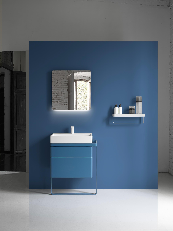 STRUCTURE BATHROOM FURNITURE SET 1 - Vanity units from Inbani ...