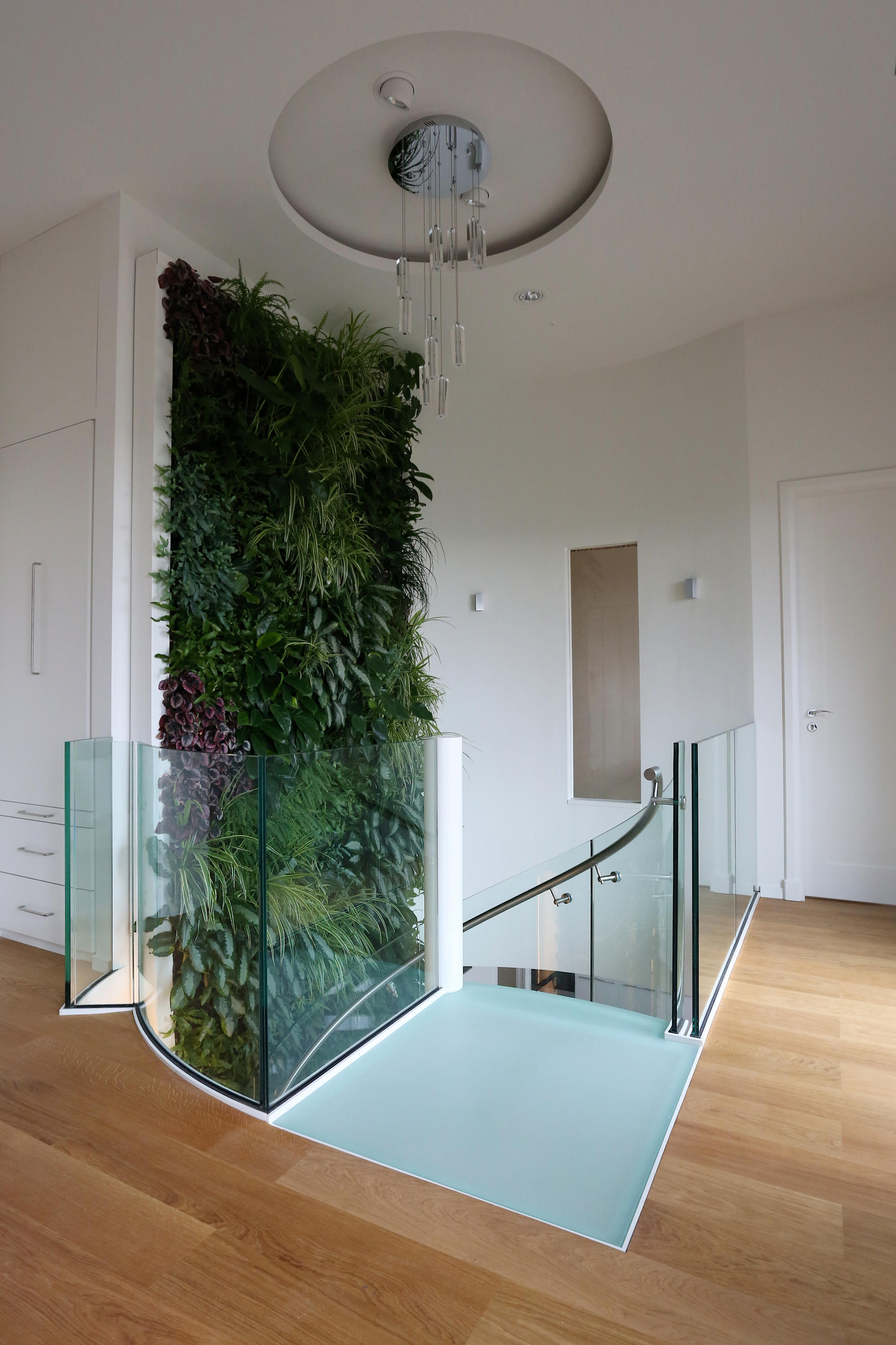 ... Spiral Stairs Glass TSE 636 By EeStairs | Glass Stairs ...