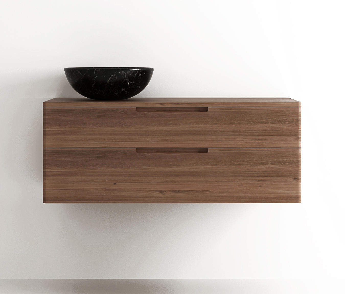 Baker HANGING BASIN 2 DRAWERS By Karpenter | Wall Cabinets ...